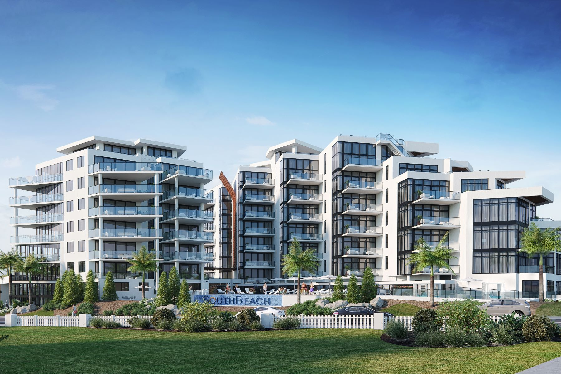 Condominiums للـ Sale في South Beach at Long Branch 350 Ocean Avenue 203, Long Branch, New Jersey 07740 United States