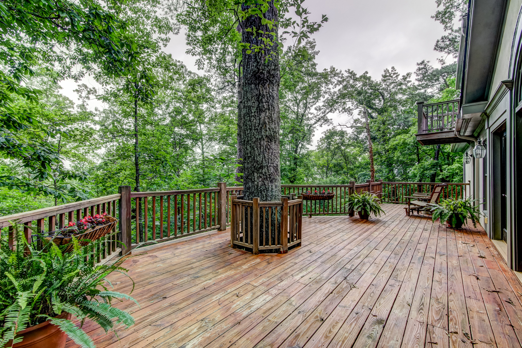 Additional photo for property listing at Secluded Home Overlooking the Chattahoochee River 4990 Riverview Rd, Sandy Springs, Georgia 30327 United States