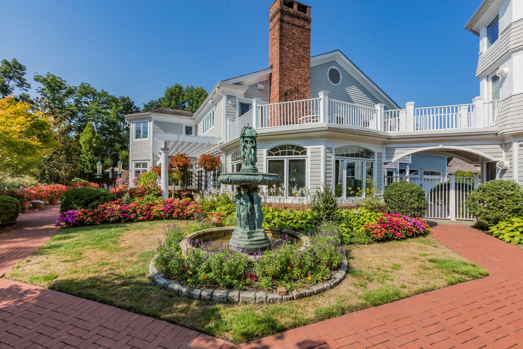 Additional photo for property listing at Luxurious Living In A Class Of Its Own 17 Katies Pond Road, Princeton, New Jersey 08540 United States