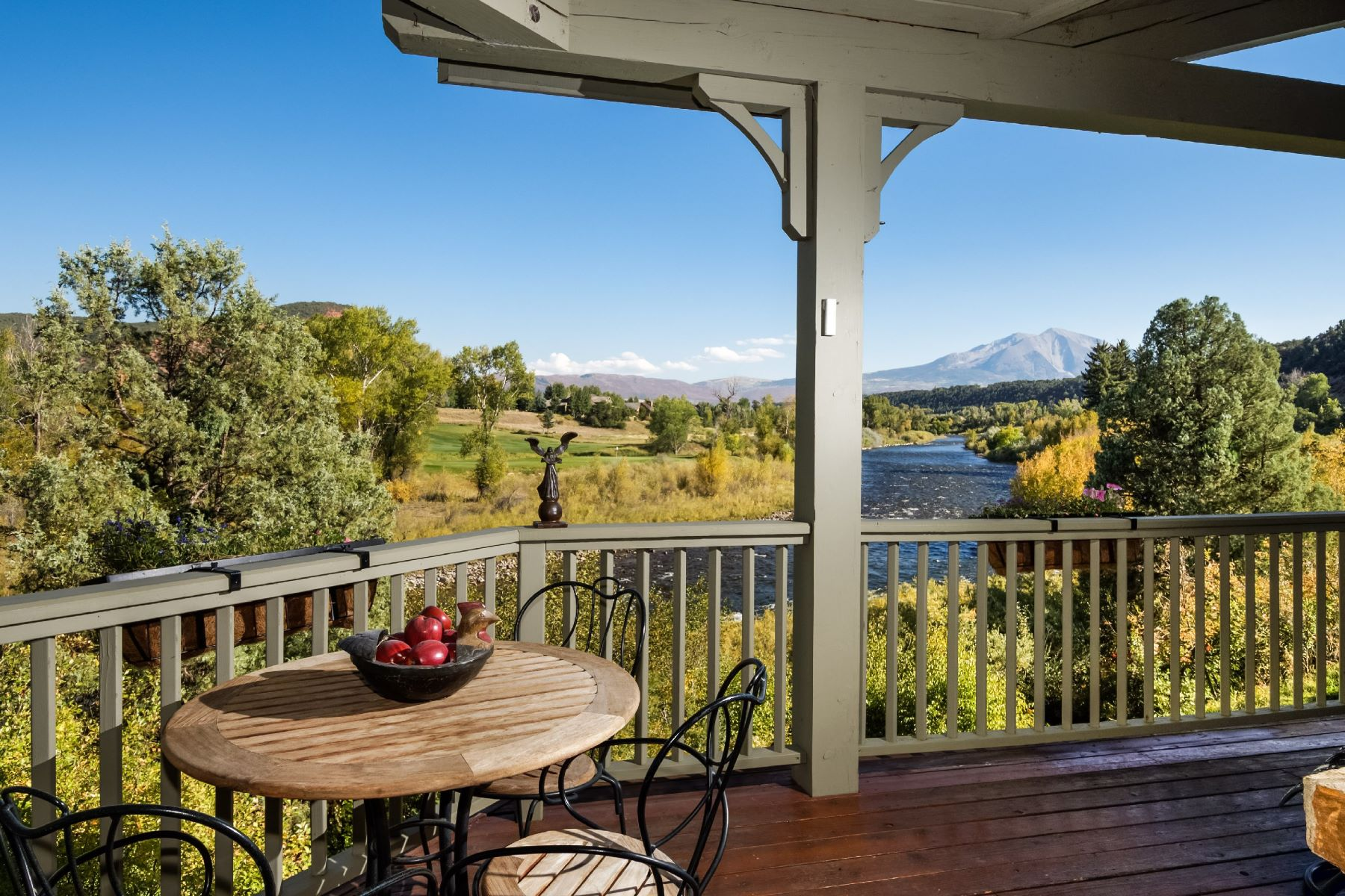 Single Family Home for Sale at Roaring Fork Mesa @ Aspen Glen 690 Brookie Drive Carbondale, Colorado, 81623 United States