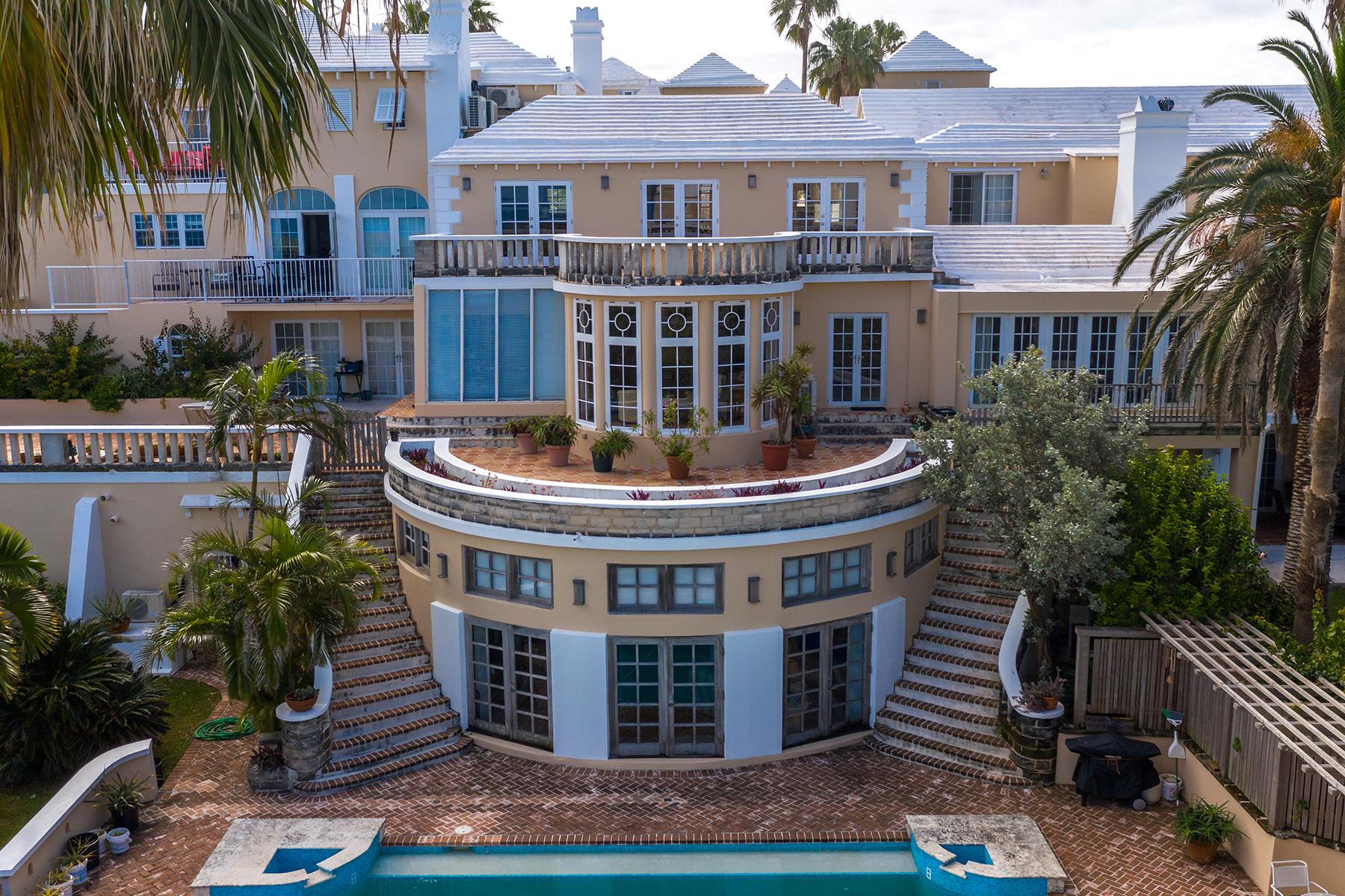 Condominiums for Sale at Somers Gardens Unit 11 3 Green Bay Road Hamilton Parish, Other Areas In Bermuda FL04 Bermuda
