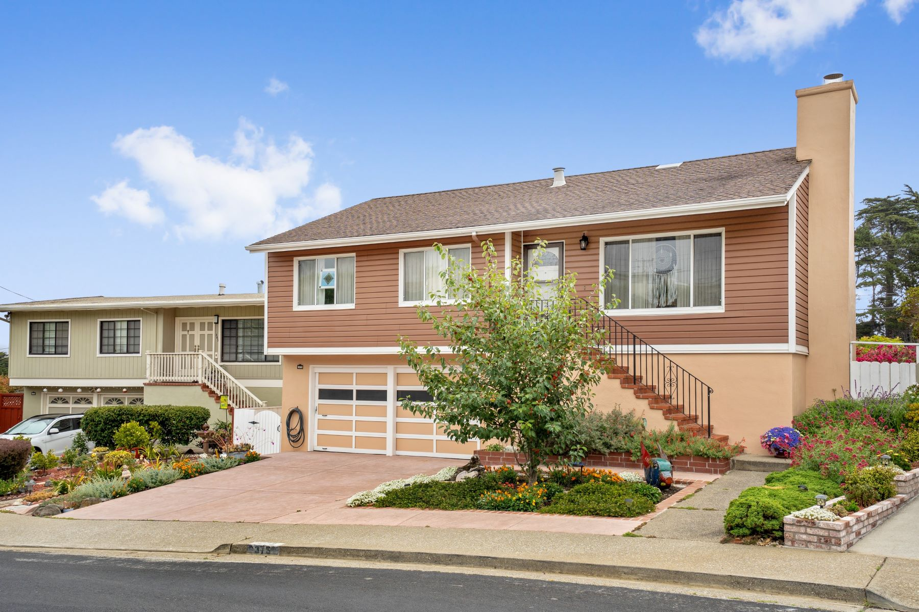 Single Family Homes for Active at Avalon Park Home 373 Zamora Drive South San Francisco, California 94080 United States