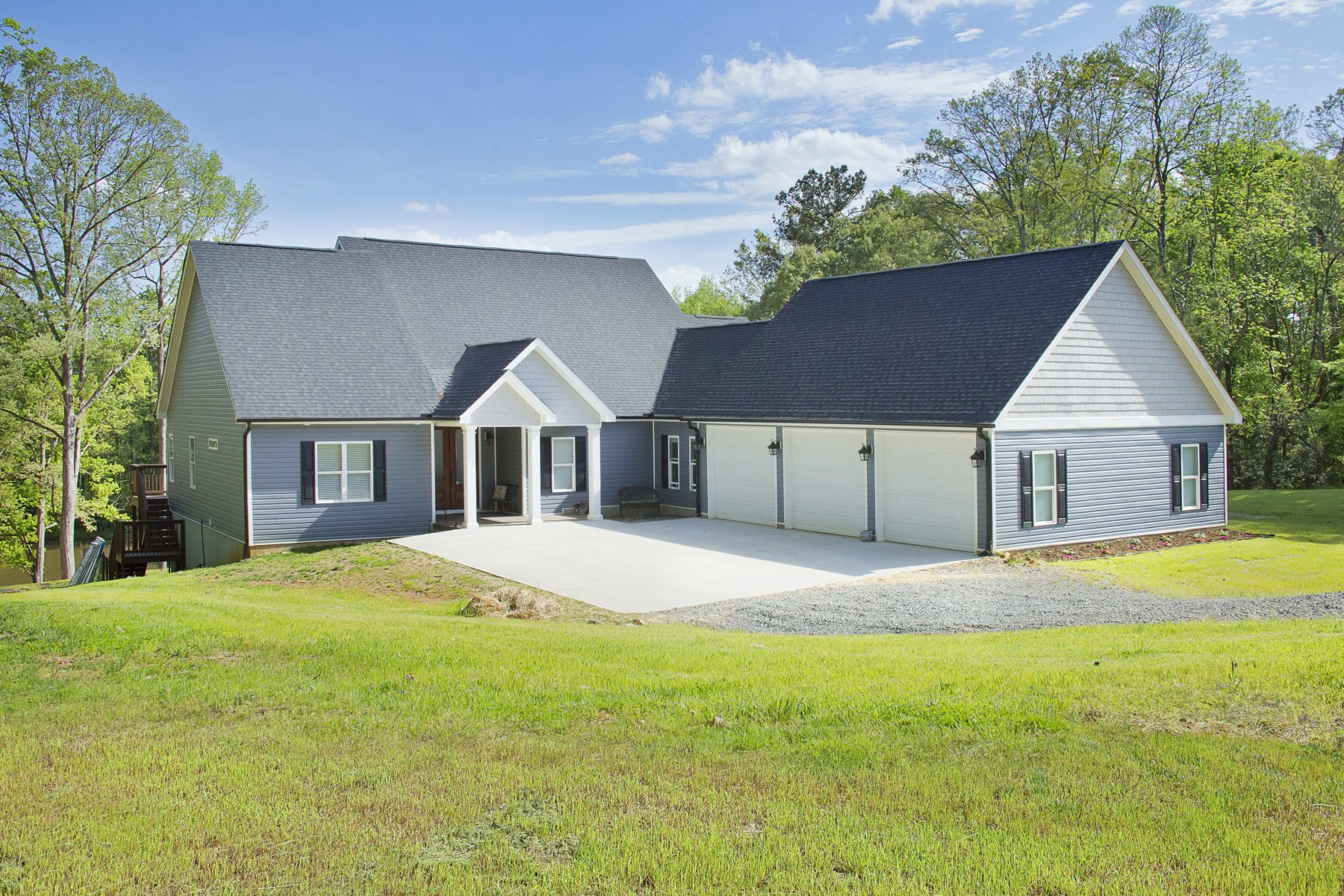 Single Family Homes for Active at 264 Revmont Drive Pittsboro, North Carolina 27312 United States