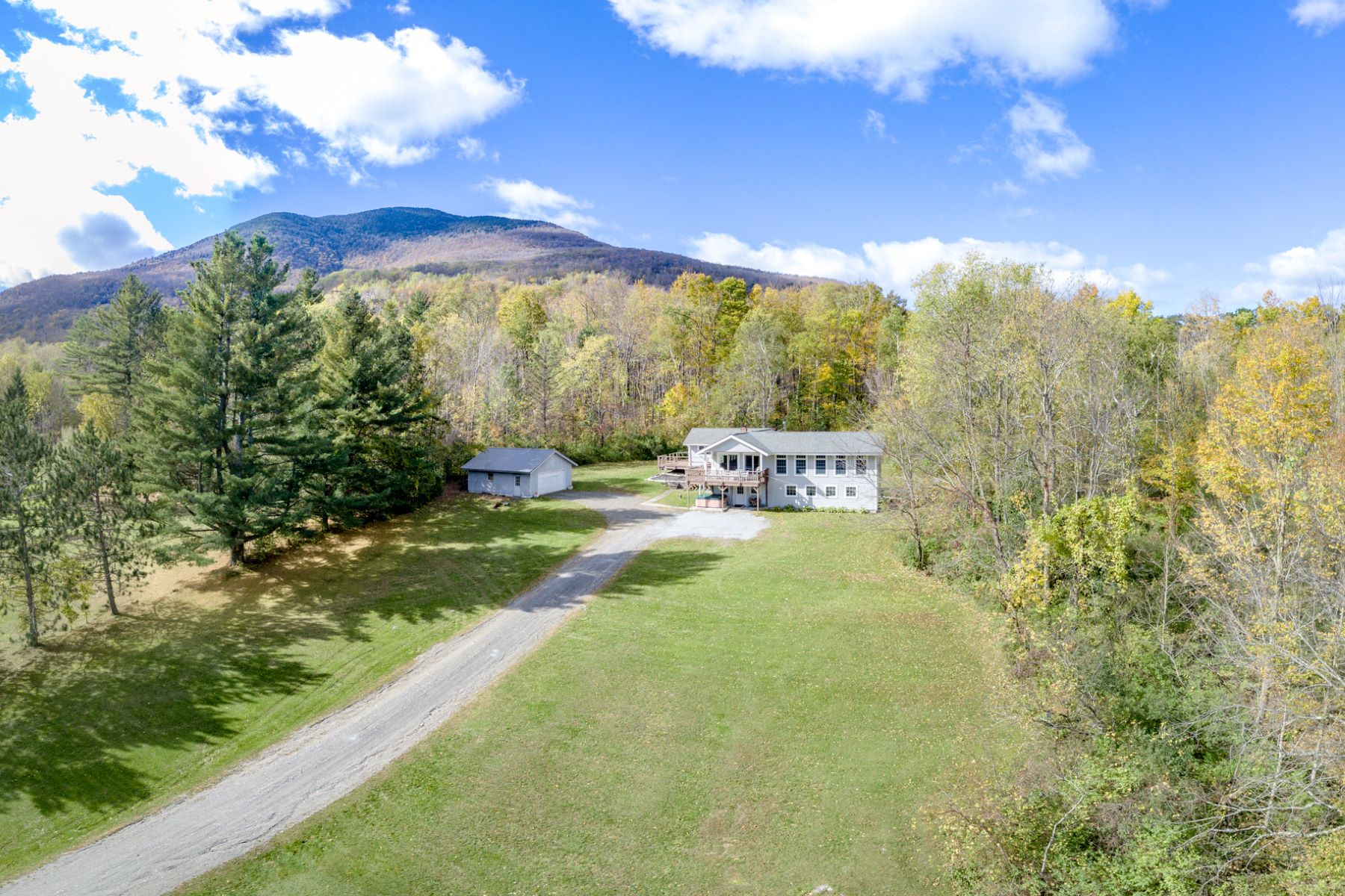 Single Family Home for Sale at Outdoor enthusiasts Ideal Location! 838 Quarry Hill Rd Danby, Vermont 05739 United States