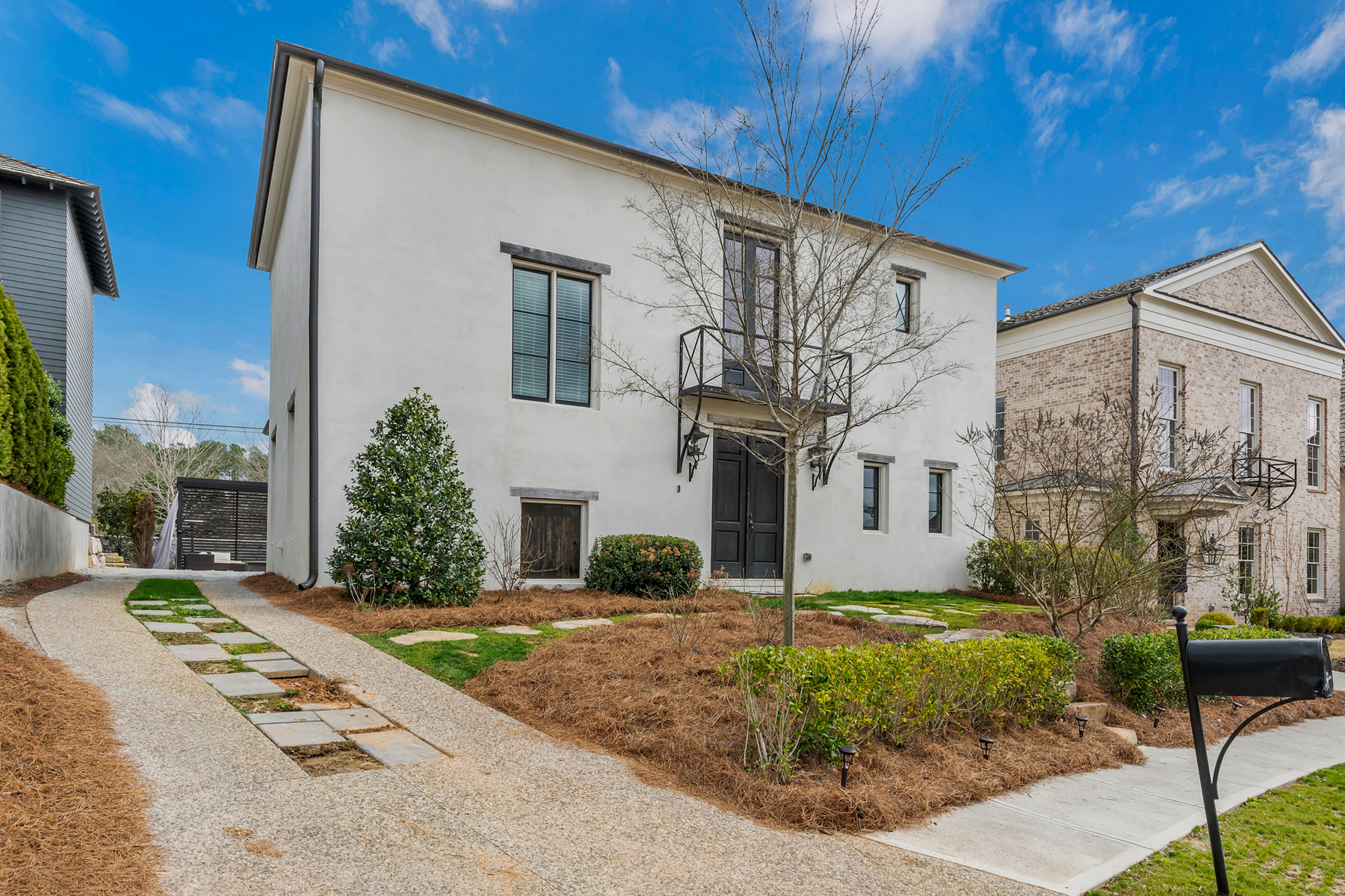 Additional photo for property listing at Custom European Inspired Home In Vickery 6915 Colfax Avenue, Cumming, Джорджия 30040 Соединенные Штаты