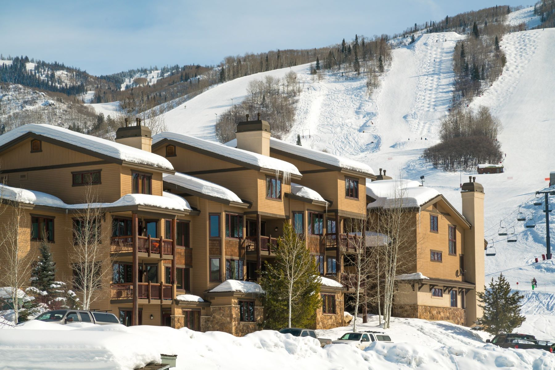 Condominium for Sale at Slopeside Luxury 2085 Ski Time Square Dr 211B Steamboat Springs, Colorado 80487 United States