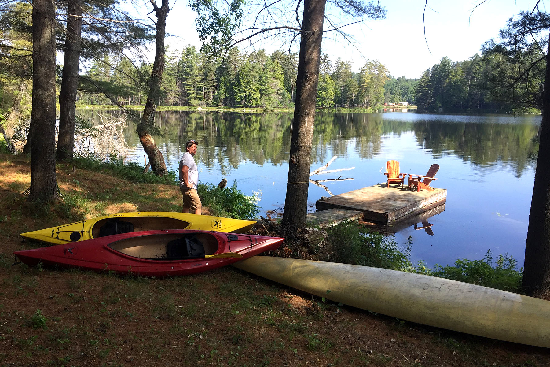 Land for Active at Jennings Pond Lot 1 Owl's Head Lane Long Lake, New York 12847 United States