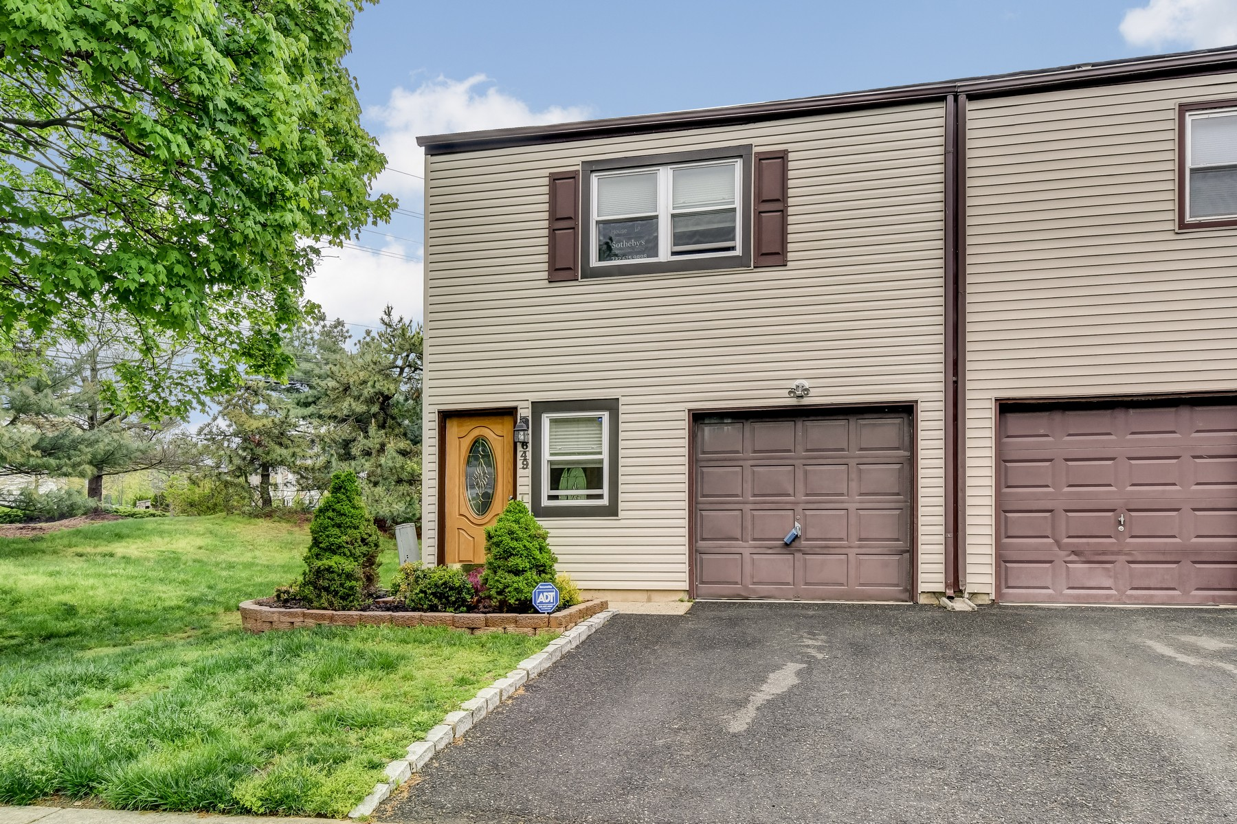 Townhouse for Sale at 649 Randall Way, Matawan Aberdeen, New Jersey 07747 United States