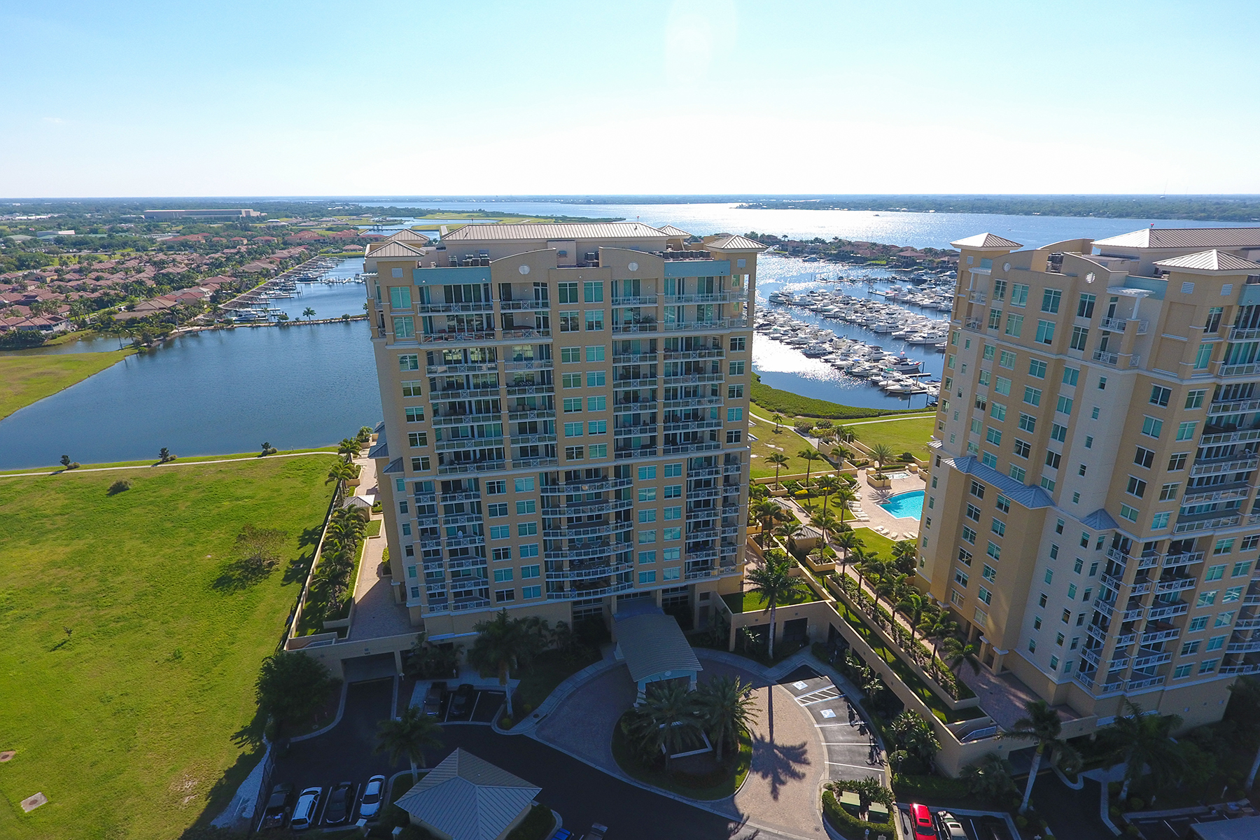 Condominiums for Sale at BEL MARE AT RIVIERA DUNES 140 Riviera Dunes Way , 1202 Palmetto, Florida 34221 United States