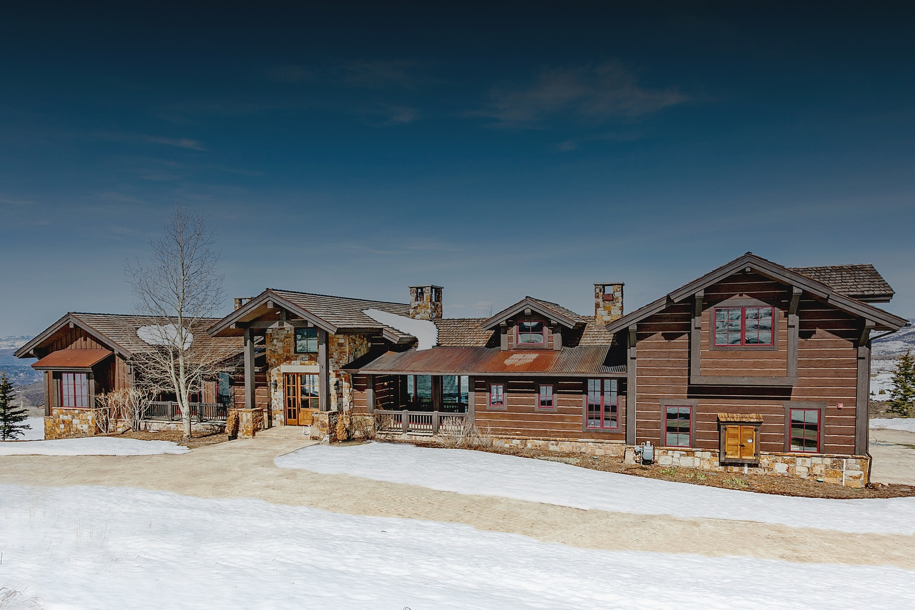Single Family Home for Sale at Summit Golf Course custom home in Cordillera on the 8th hole. 1117 Summit Trail Cordillera, Edwards, Colorado, 81632 United States