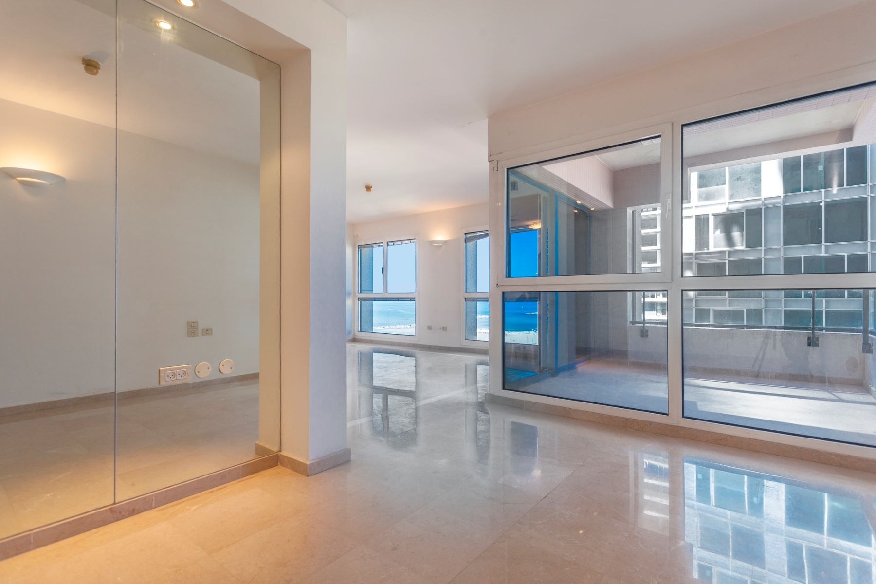 Apartment for Sale at Serene Sea View Apartment in the first Sea line Tel Aviv, Israel Israel