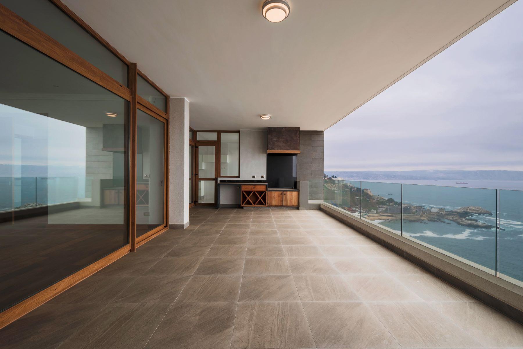 Appartement pour l à vendre à Stunning ocean view apartment in Concón, Viña del Mar Valparaiso, Valparaiso, CONCÓN Chili