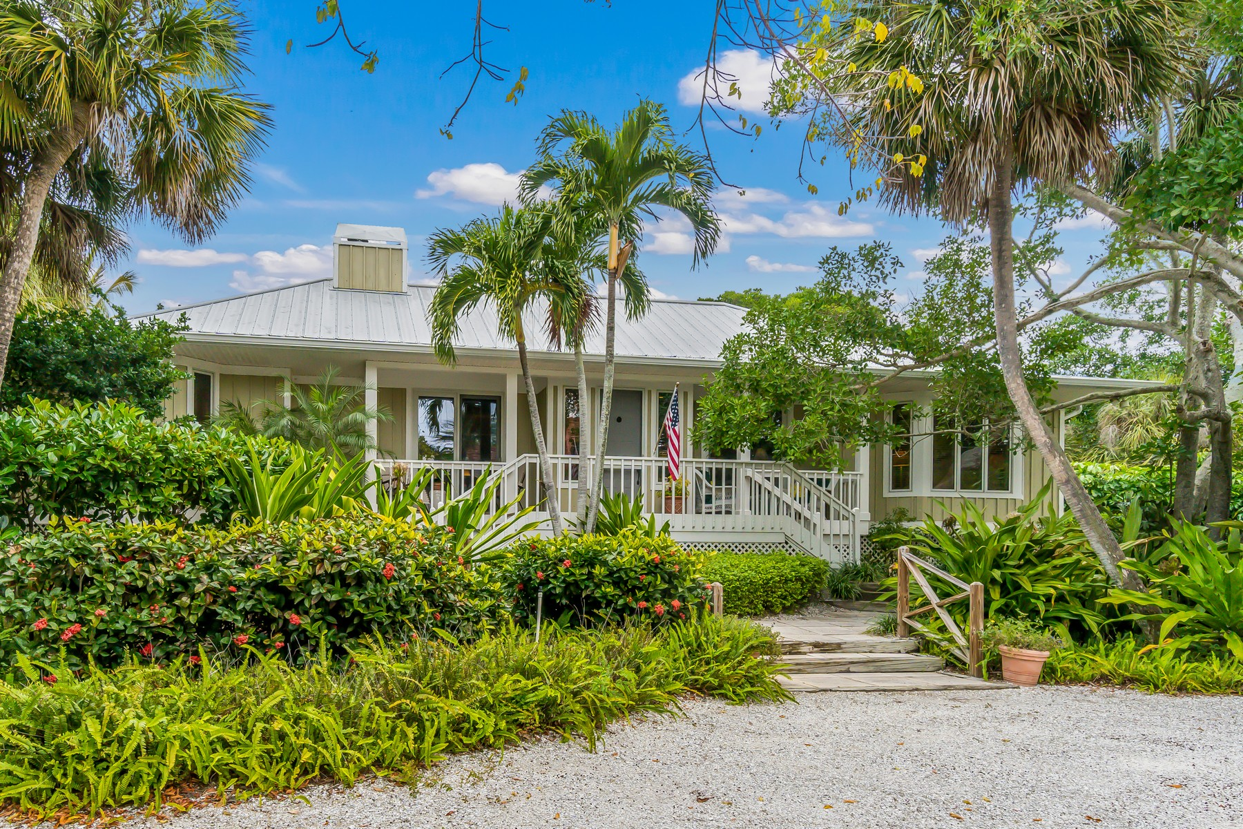 Maison unifamiliale pour l à vendre à 145 1st Street E. Boca Grande, Florida, 33921 États-Unis