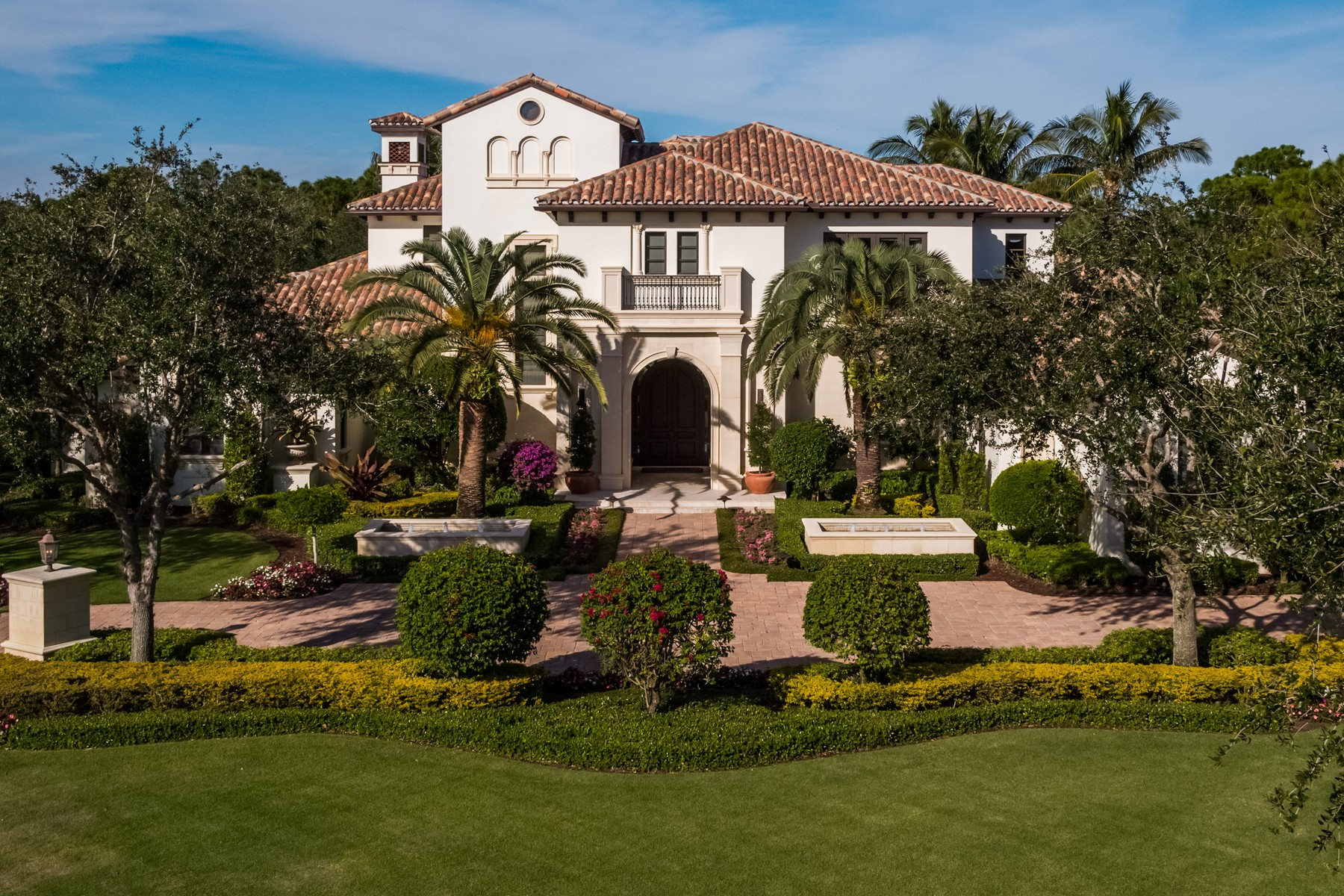 Single Family Home for Sale at 162 Bear's Club Drive at The Bear's Club The Bear's Club, Jupiter, Florida, 33477 United States
