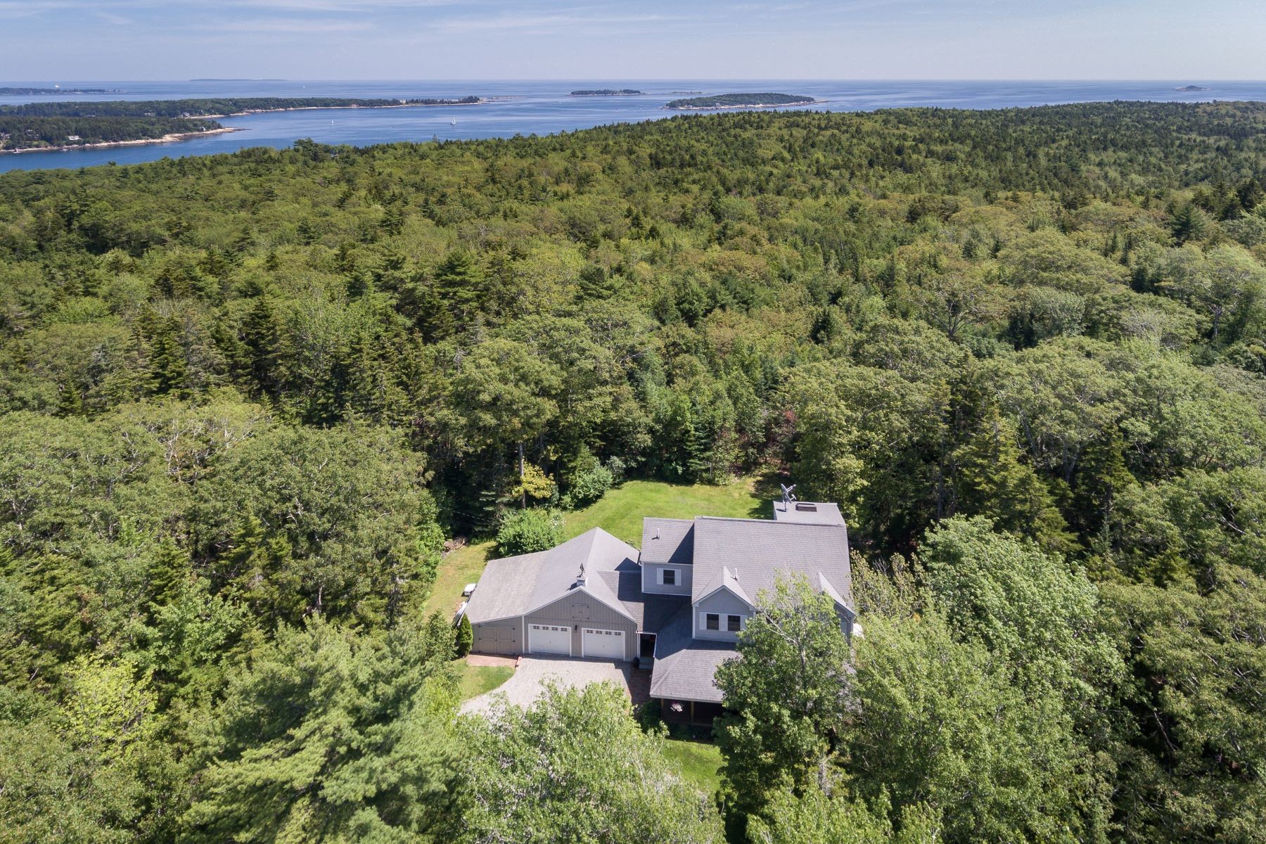 Single Family Homes للـ Sale في Boothbay, Maine 04537 United States