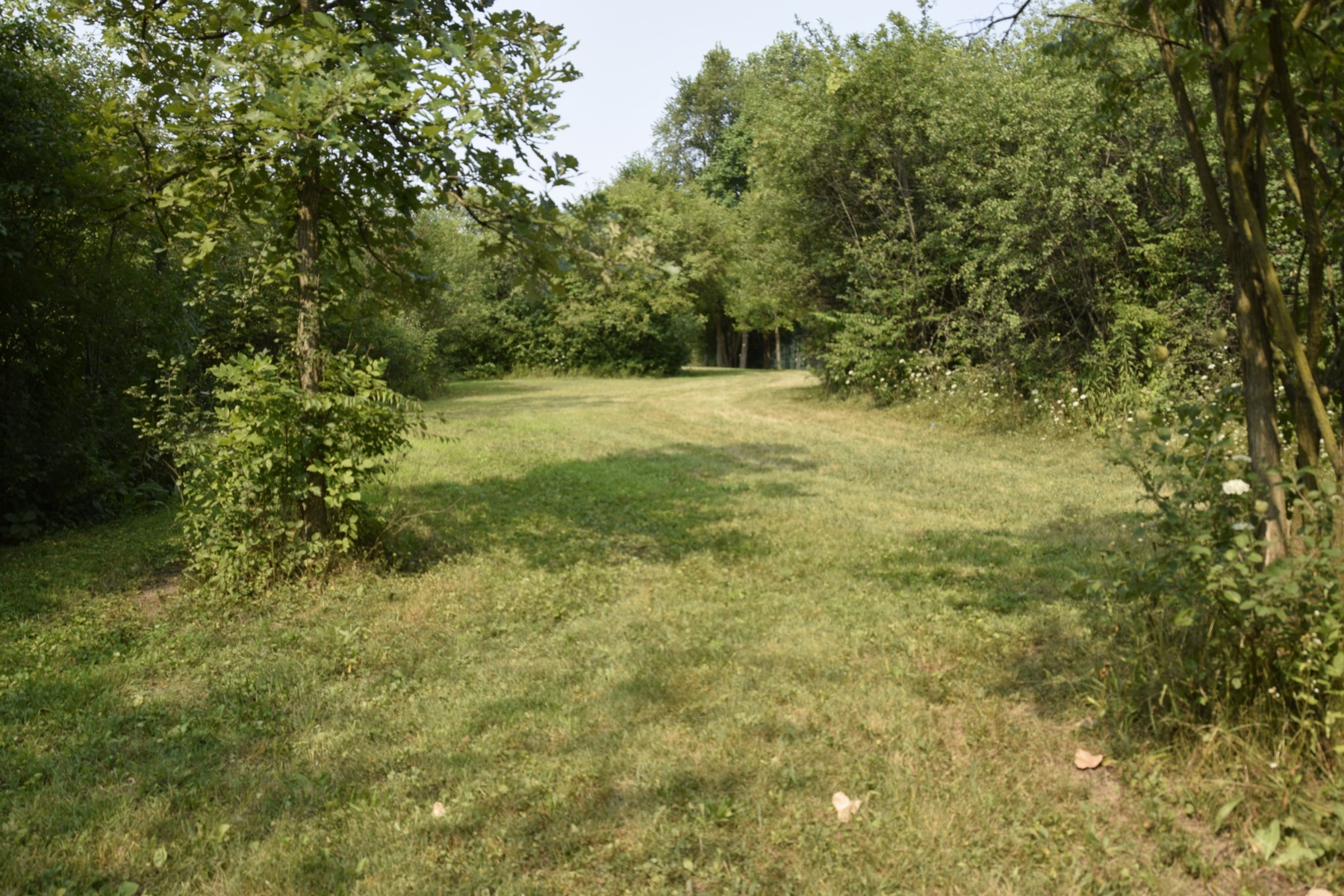 Land voor Verkoop op Private large vacant lot in Hinsdale 6636 Lee Court, Burr Ridge, Illinois 60527 Verenigde Staten
