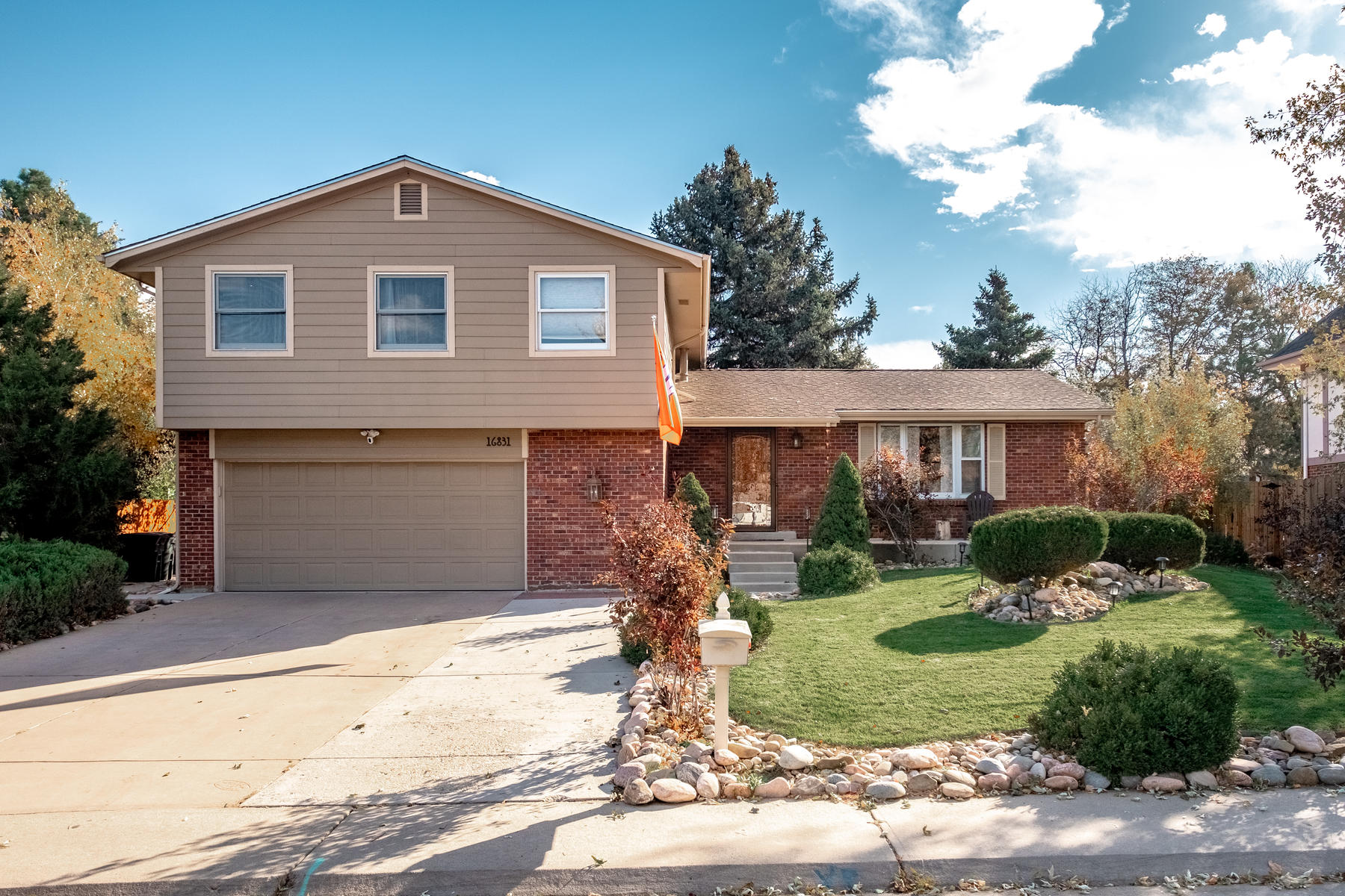 Single Family Homes for Sale at Experience the Gem of Aurora's Meadowood Enclave 16831 E Girard Avenue Aurora, Colorado 80013 United States