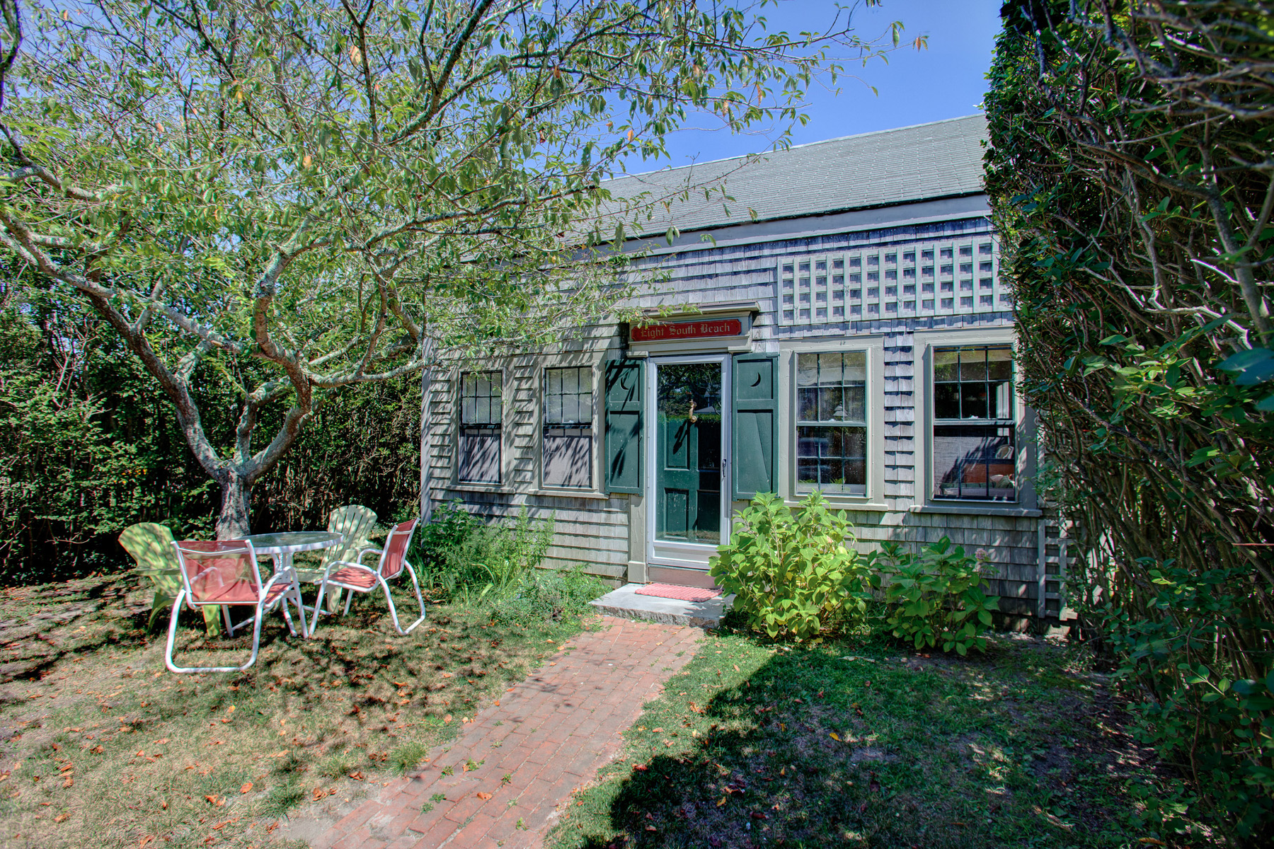 Single Family Home for Sale at Brant Point Close to Everything 8 South Beach Street Nantucket, Massachusetts, 02554 United States