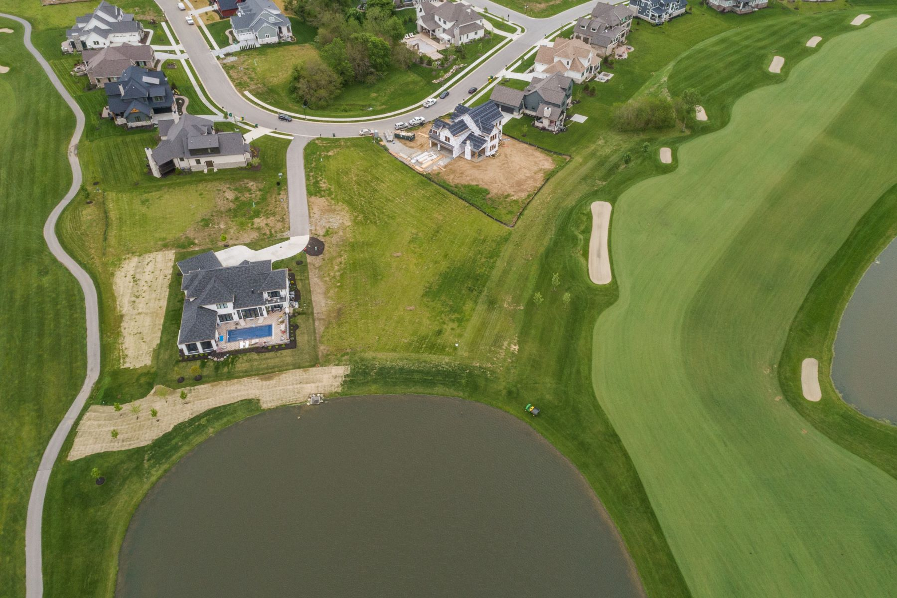 أراضي للـ Sale في Build Your Dream Home on Golf Course 201 Old Ashbury Road, Westfield, Indiana 46074 United States