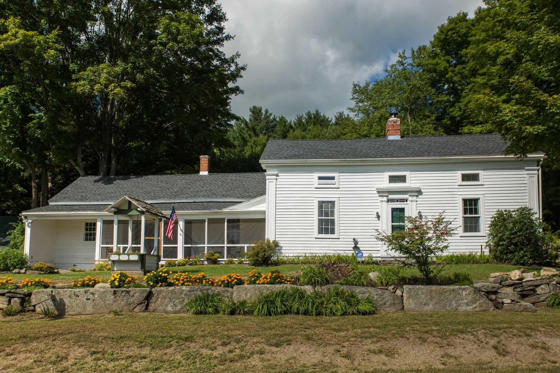 Single Family Homes for Active at Renovated Farmhouse in Lake Luzerne 163 Scofield Rd Lake Luzerne, New York 12846 United States
