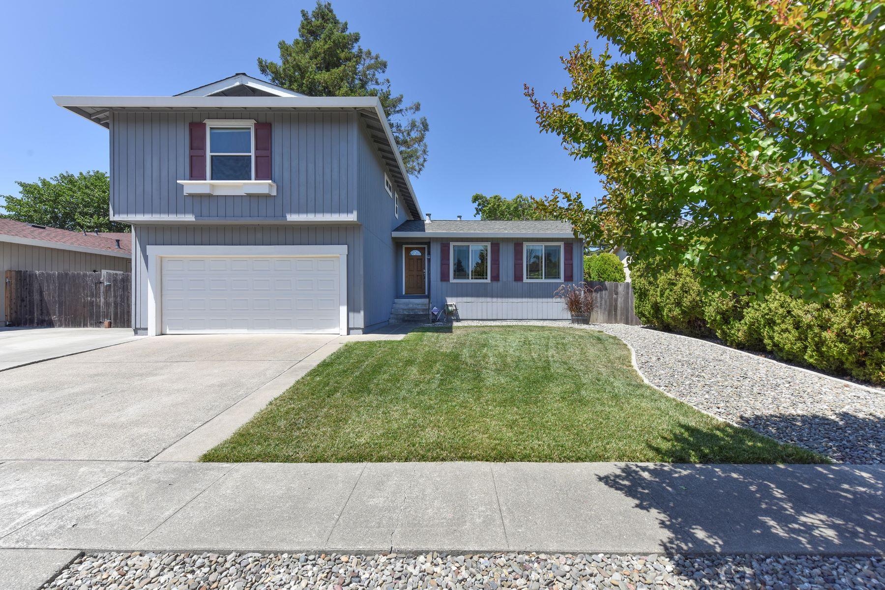 独户住宅 为 销售 在 Great Central Location in Established Neighborhood 736 Joseph court 纳帕, 加利福尼亚州, 94558 美国