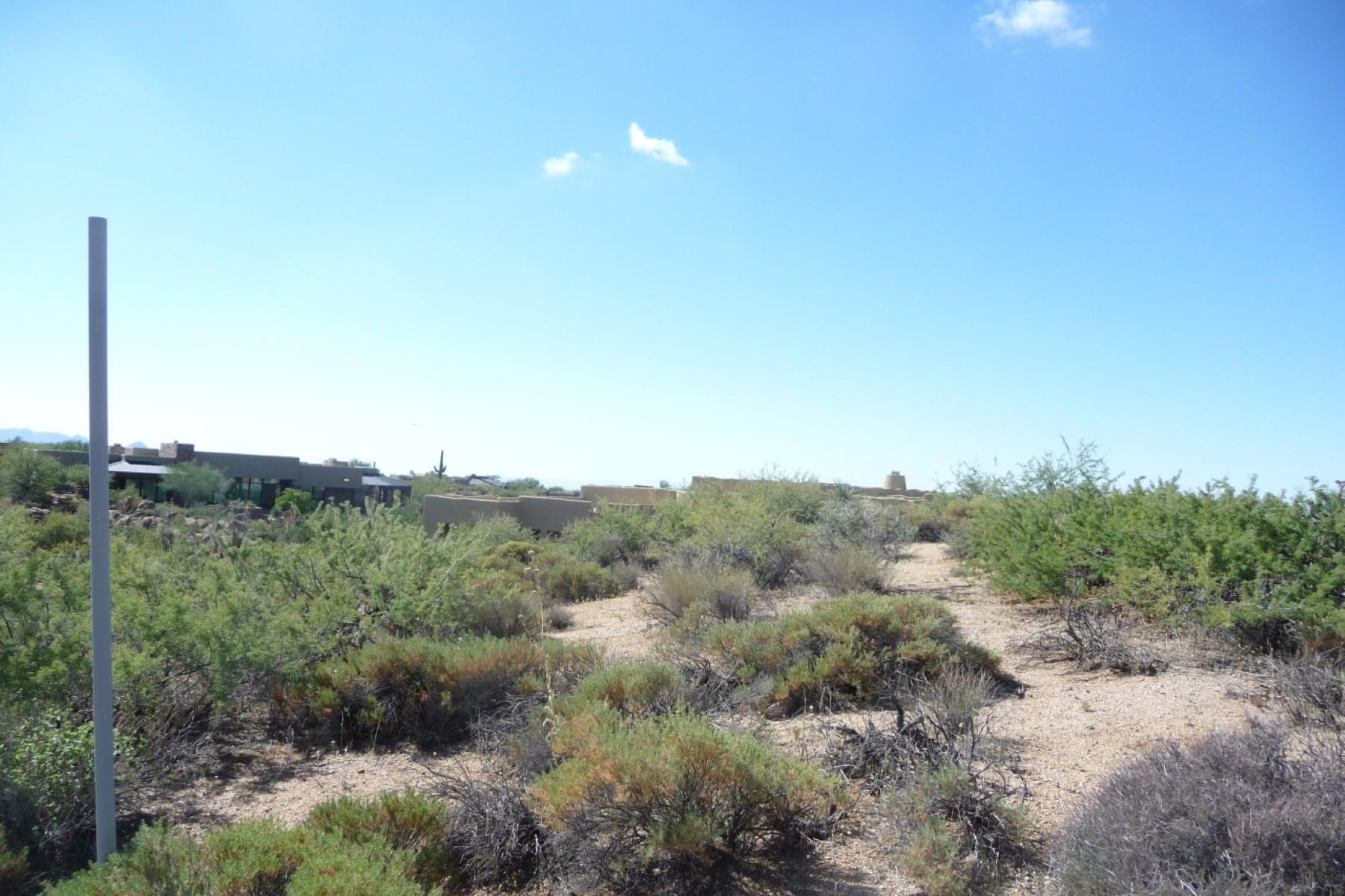 Terrain pour l Vente à Prime cul-de-sac located within the Desert Mountain Community 10995 E Fortuna Dr #12 Scottsdale, Arizona, 85262 États-Unis