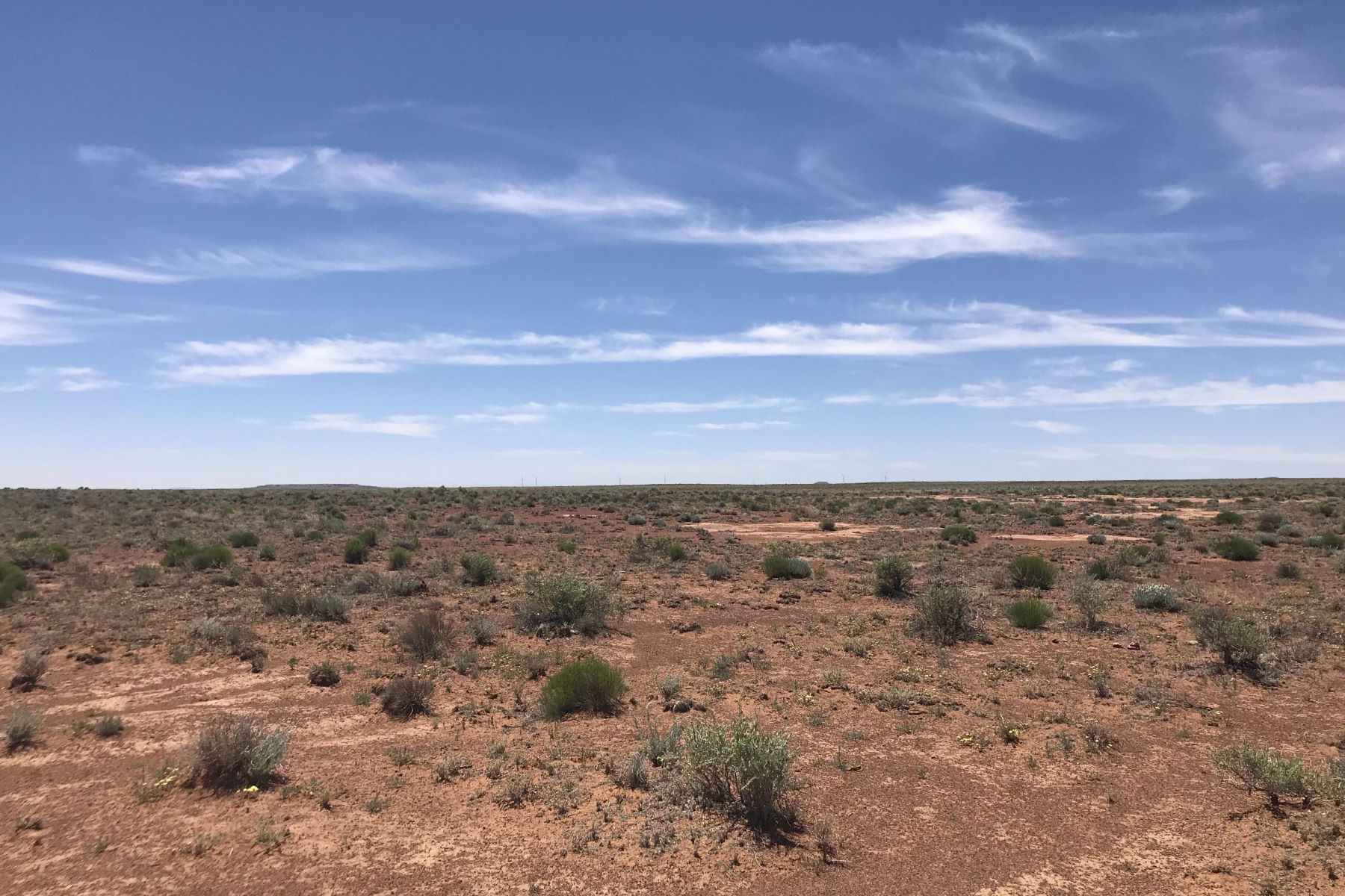 Land for Sale at Large Parcel of Land in the Wide Open High Mountain Desert 56XX Hodges Ln Holbrook, Arizona 86025 United States