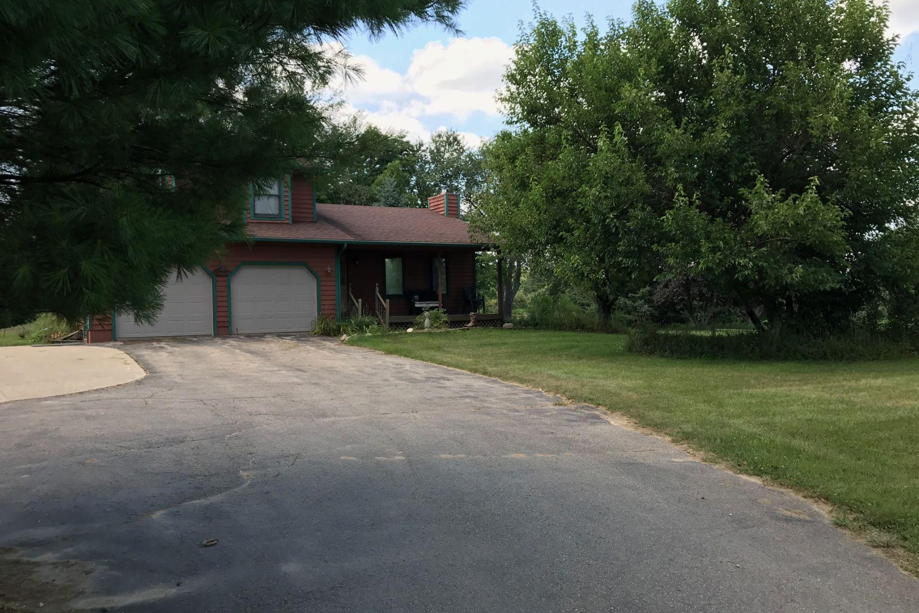 Casa Unifamiliar por un Venta en Dryden Twp 3248 Hosner Rd Dryden, Michigan 48428 Estados Unidos