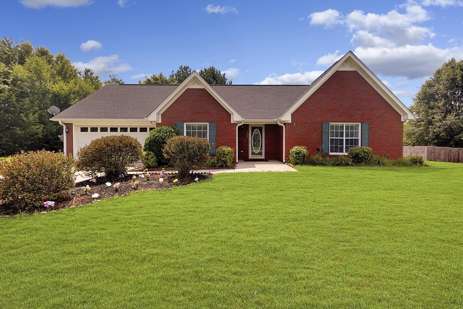 Single Family Homes 为 销售 在 104 Amesbury Drive Harvest, 阿拉巴马州 35749 美国