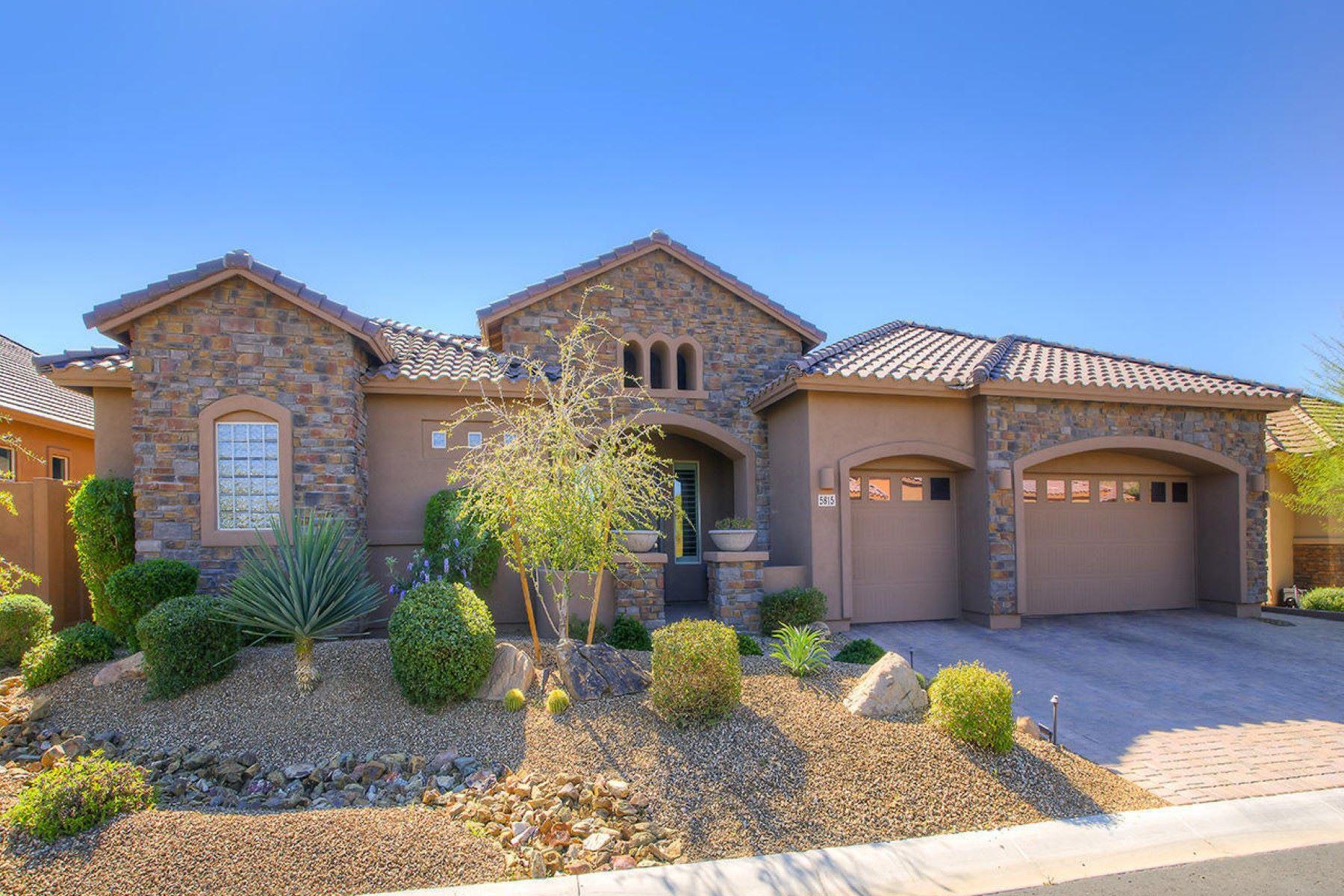 Maison unifamiliale pour l Vente à Desirable Torrey Pines home by Lennar 5815 E Sierra Sunset Trl Cave Creek, Arizona, 85331 États-Unis
