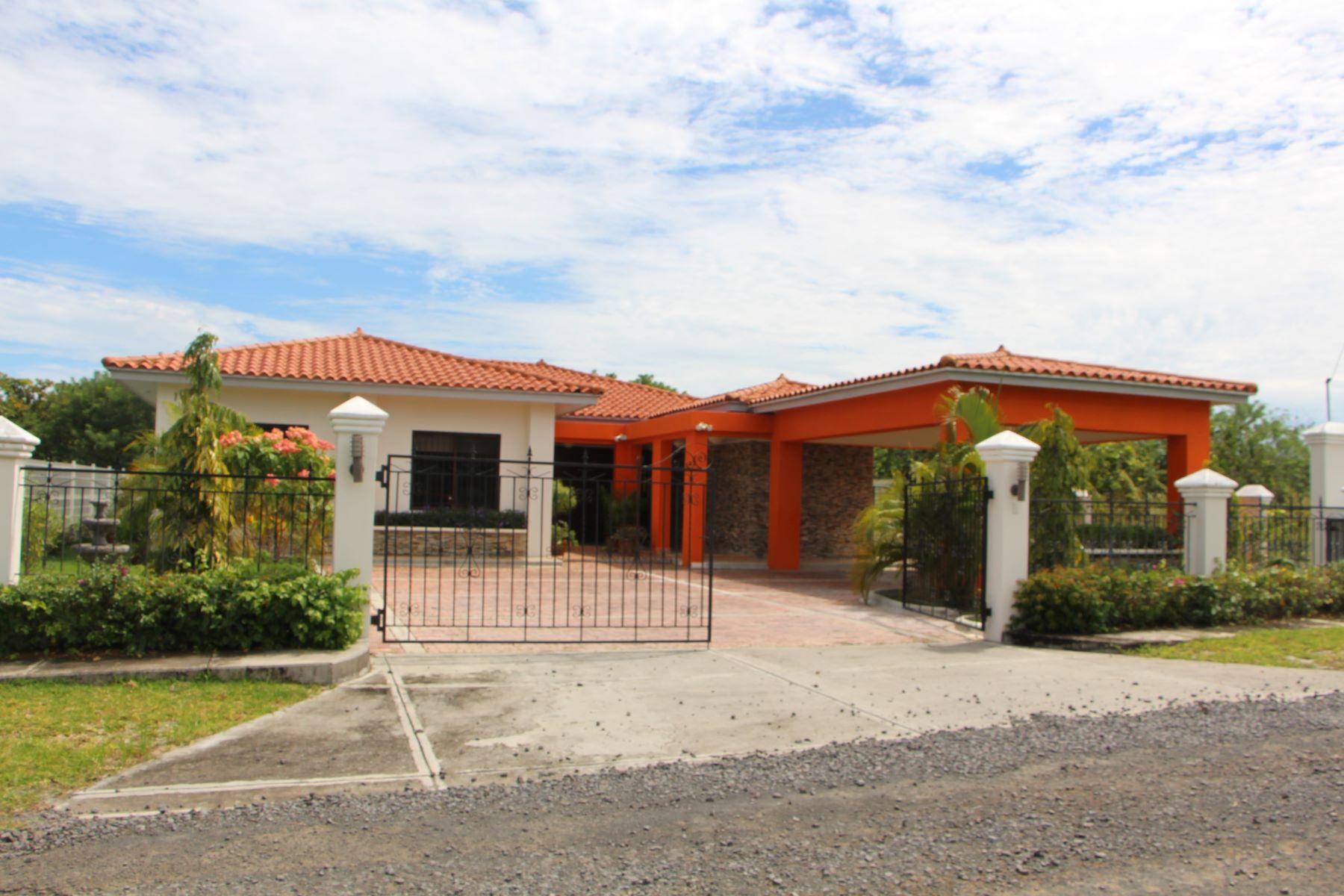 Single Family Home for Sale at Palmeras del Golf Nuevo Gorgona Palmeras del Golf, Other Panama, Panama, 55555 Panama