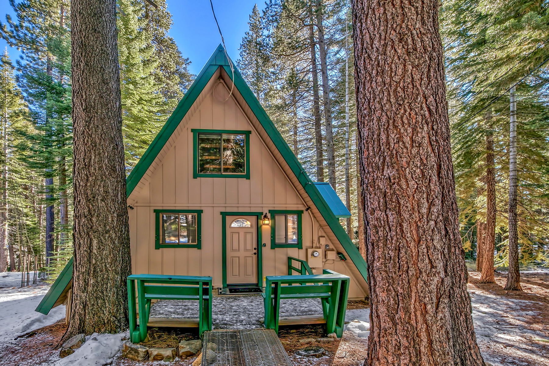 Single Family Home for Active at 1889 Normuk St, South Lake Tahoe Ca 96150 1889 Normuk Street South Lake Tahoe, California 96150 United States