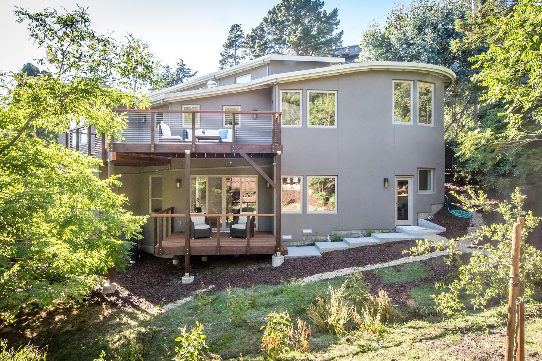 Additional photo for property listing at New Construction In The Oakland Hills 3333  Robinson Drive Oakland, California 94602 Estados Unidos