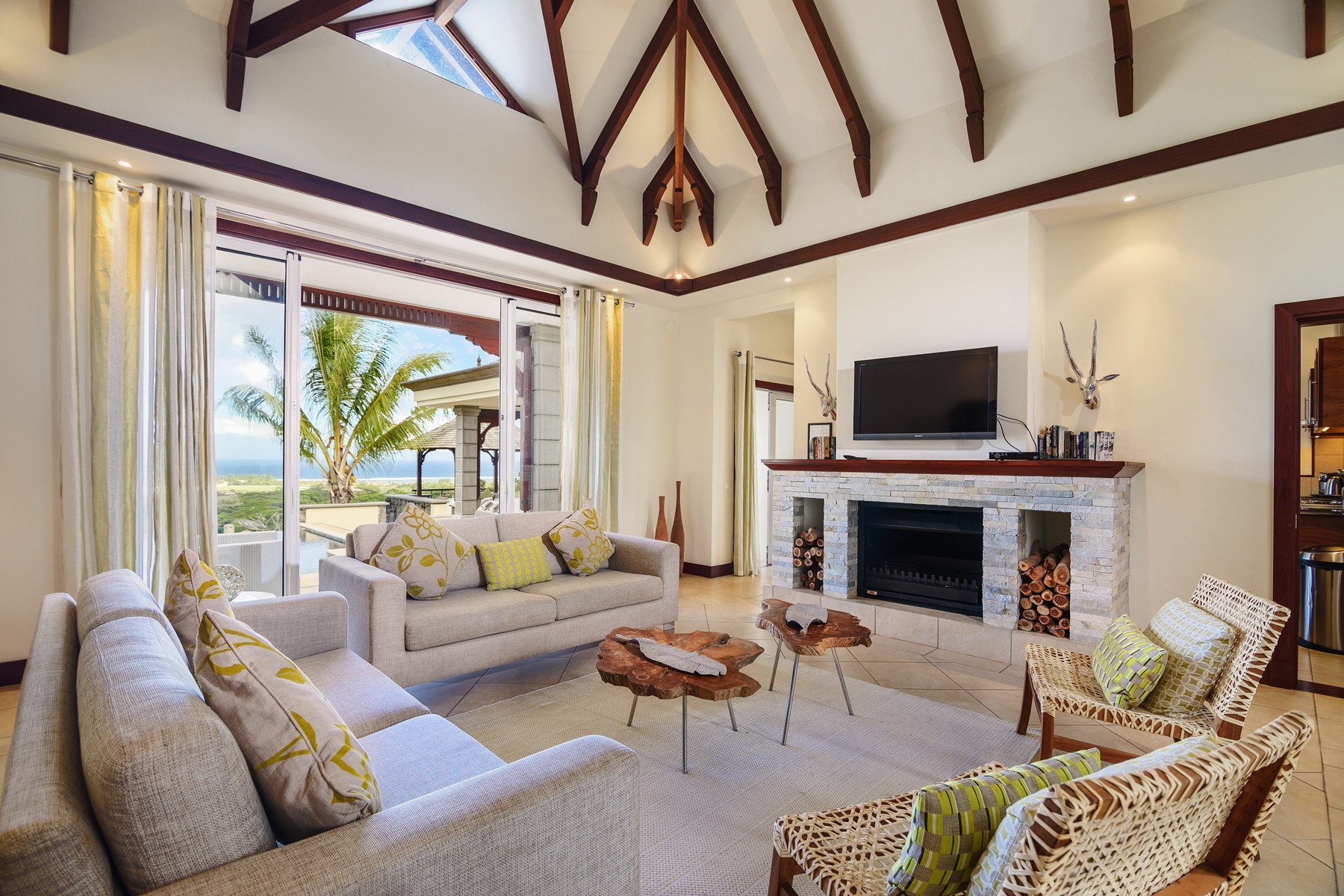 Single Family Home for Sale at 63 Villas Valriche Bel Ombre, Savanne, Mauritius