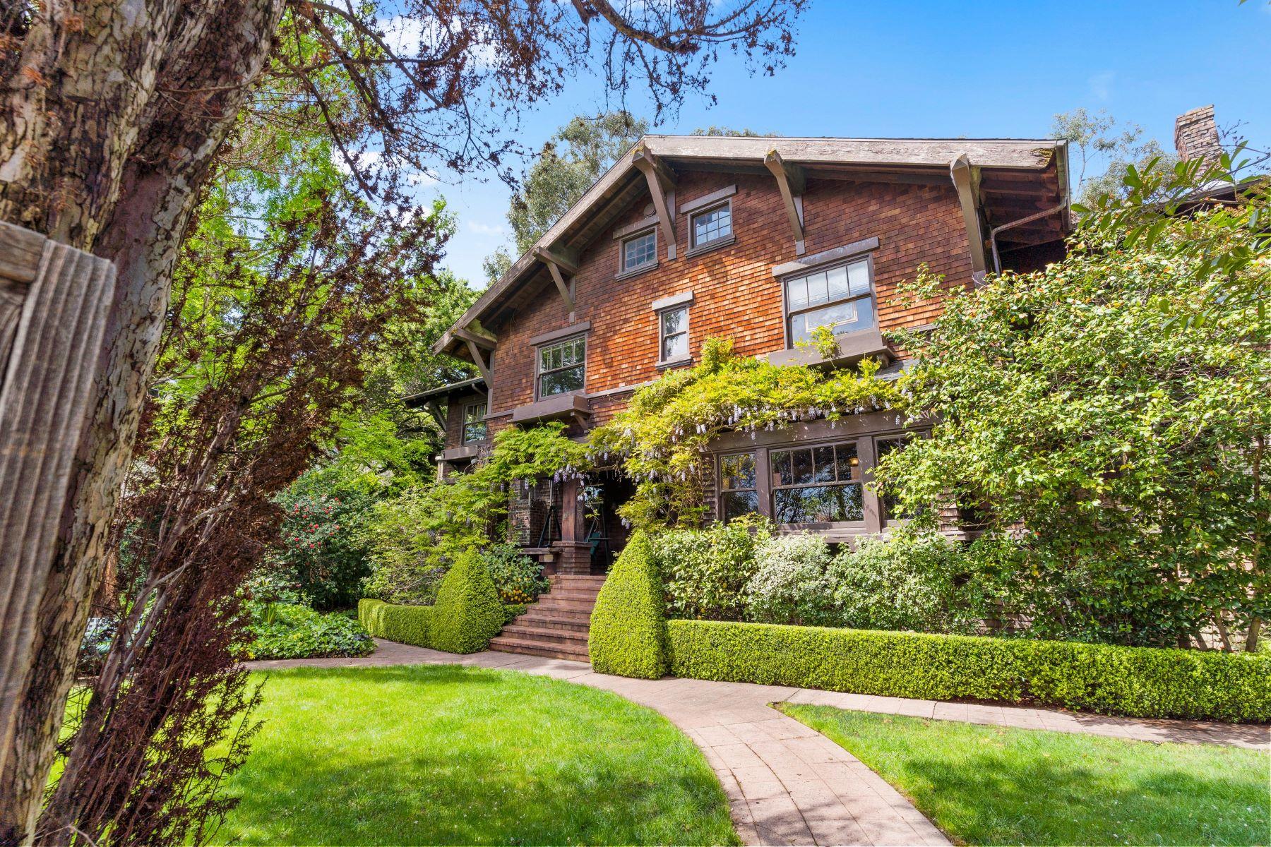 Single Family Homes for Active at Oakland Secret Sanctuary 2700 Brookdale Avenue Oakland, California 94602 United States