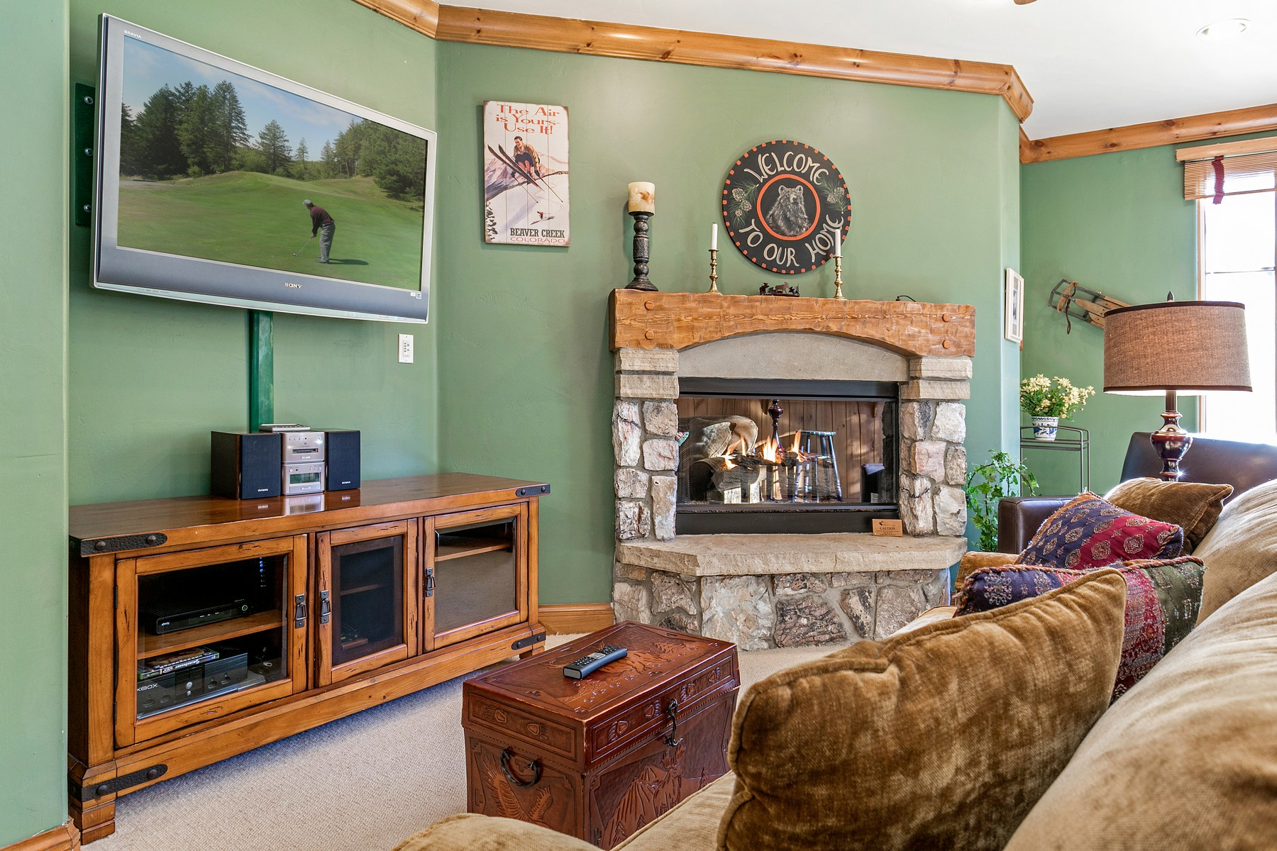 Condominium for Active at Elkhorn Lodge Residence 205 51 Offerson Road #205 Beaver Creek, Colorado 81620 United States