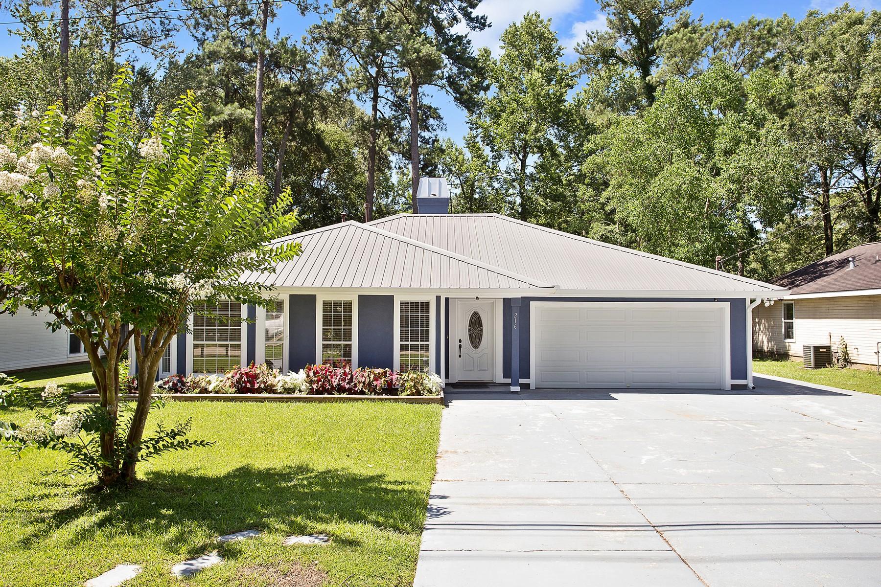 Single Family Home for Sale at 216 Beech Street, Covington Covington, Louisiana 70433 United States