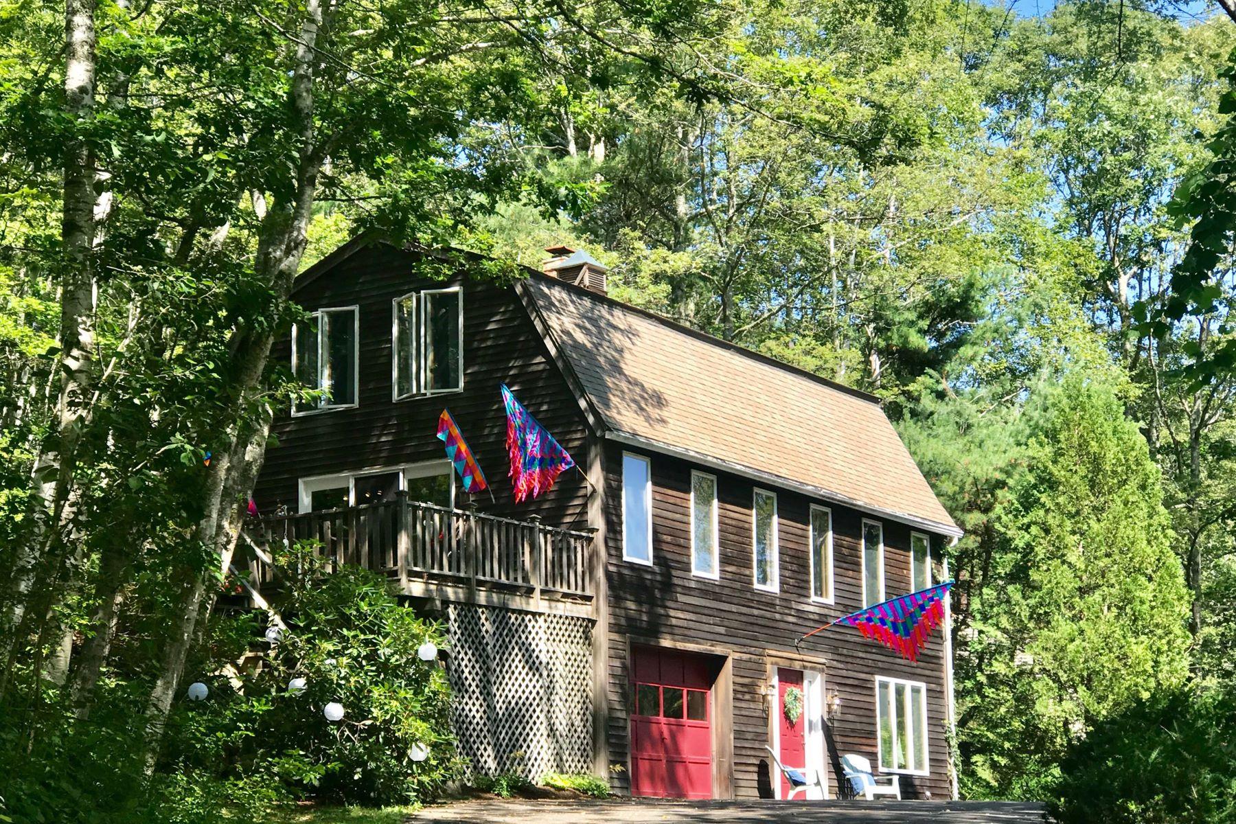 Single Family Homes للـ Sale في Boothbay Harbor, Maine 04538 United States