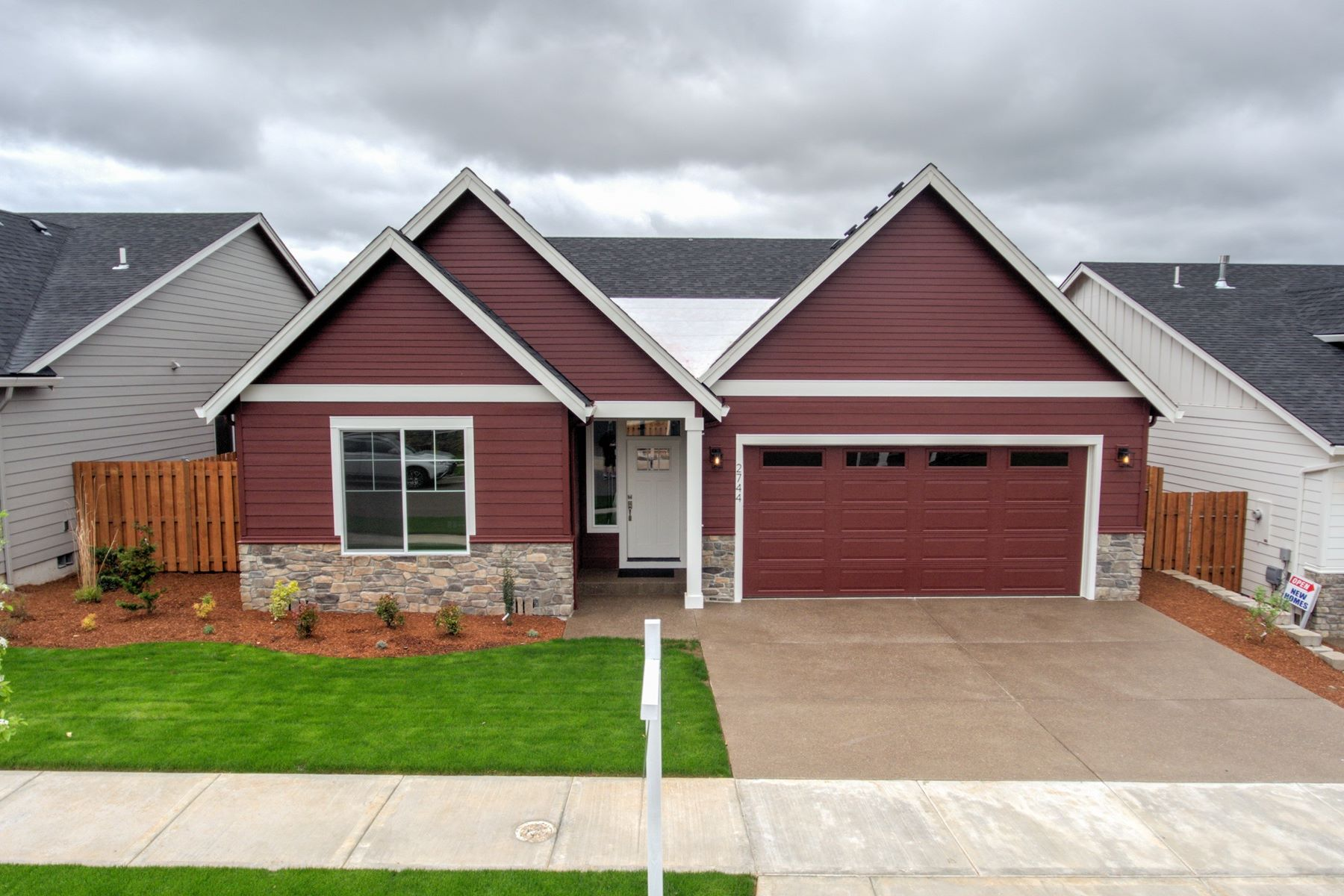 Single Family Homes for Active at 2744 NW Cherry Blossom Drive Salem, Oregon 97304 United States
