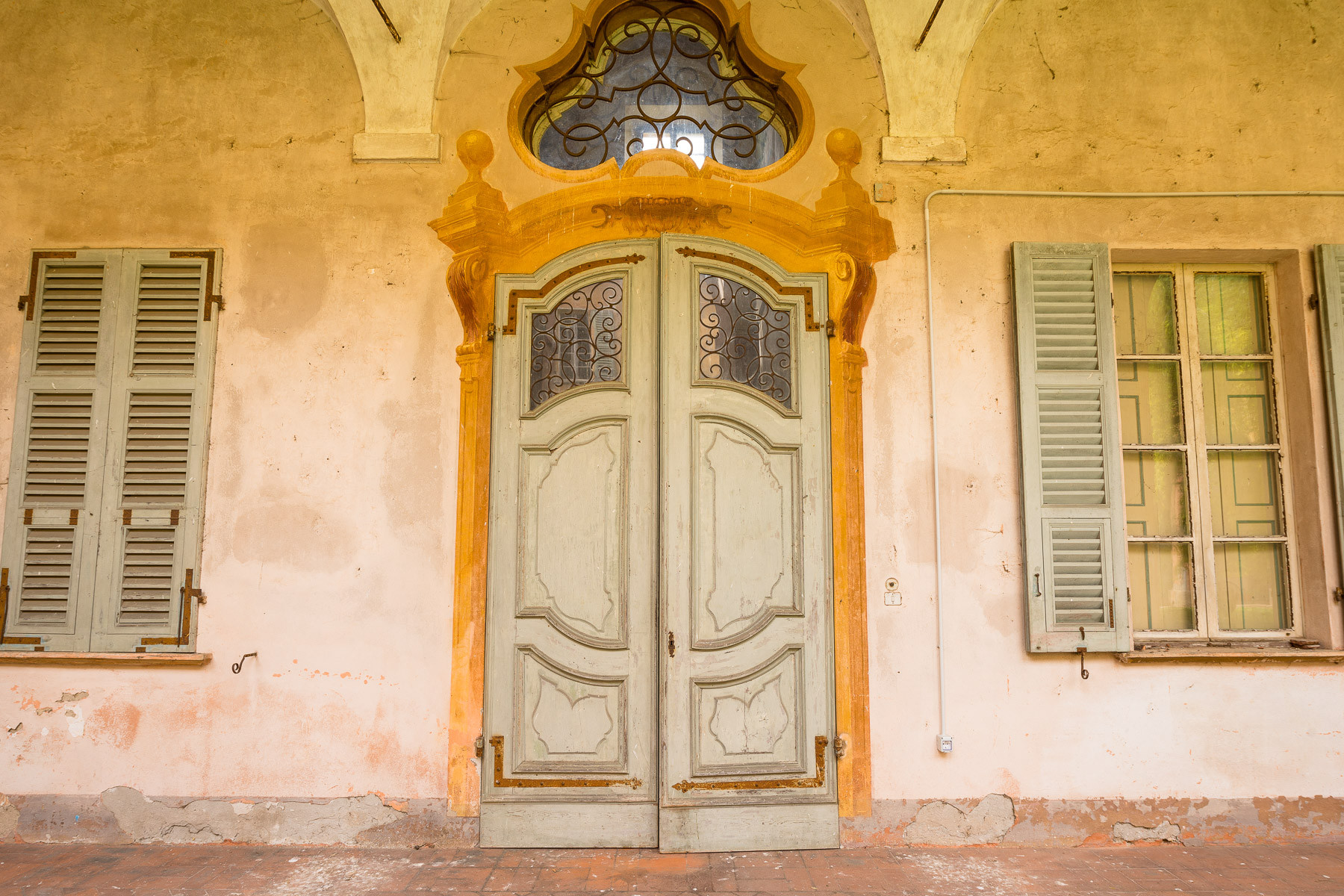 Single Family Home for Sale at Stately 16th century manor Cascina Rosano Other Alessandria, Alessandria 15052 Italy