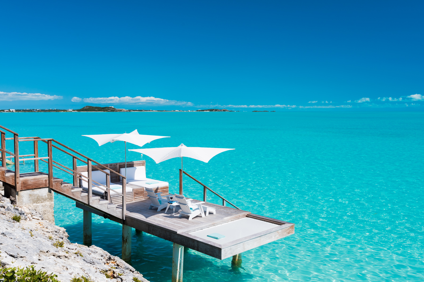 Single Family Home for Sale at Gansevoort Villa 5102 - 4 Bedroom Design Waterfront Turtle Tail, TCI Turks And Caicos Islands