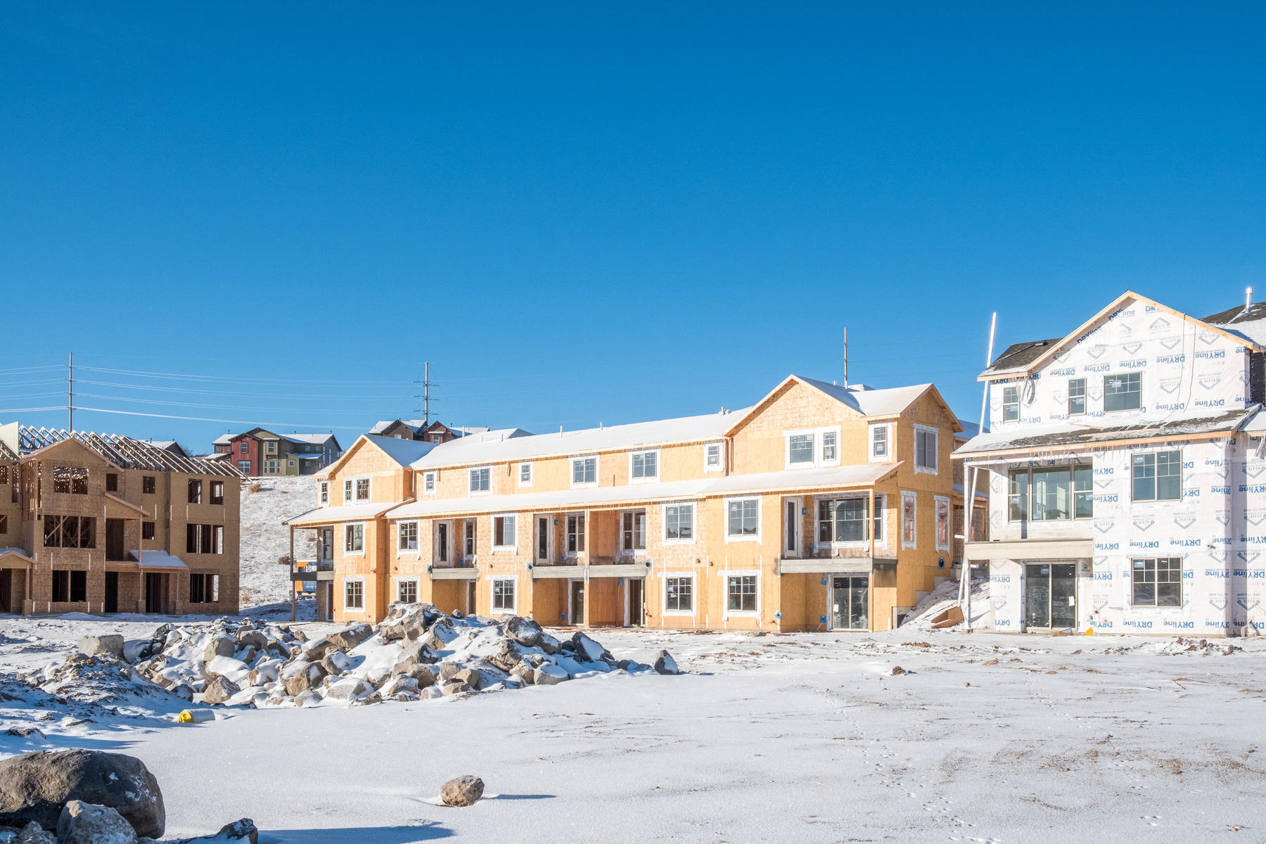 Additional photo for property listing at New Wasatch Springs Townhouse Just Minutes from Park City 1111 W Cattail Ct H3 希伯城, 犹他州 84032 美国