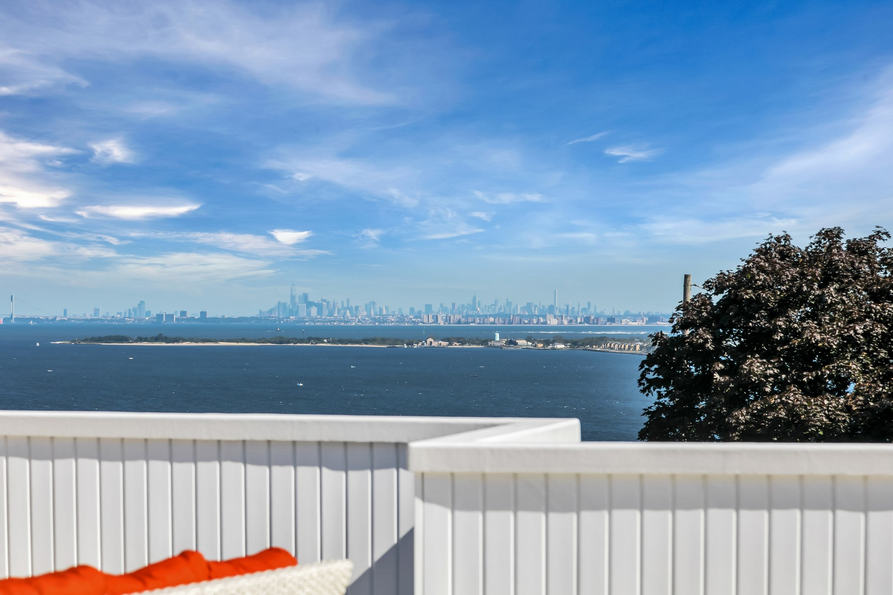 Single Family Home for Sale at Stunning Custom Colonial 257 E Highland Avenue, Atlantic Highlands, New Jersey 07716 United States