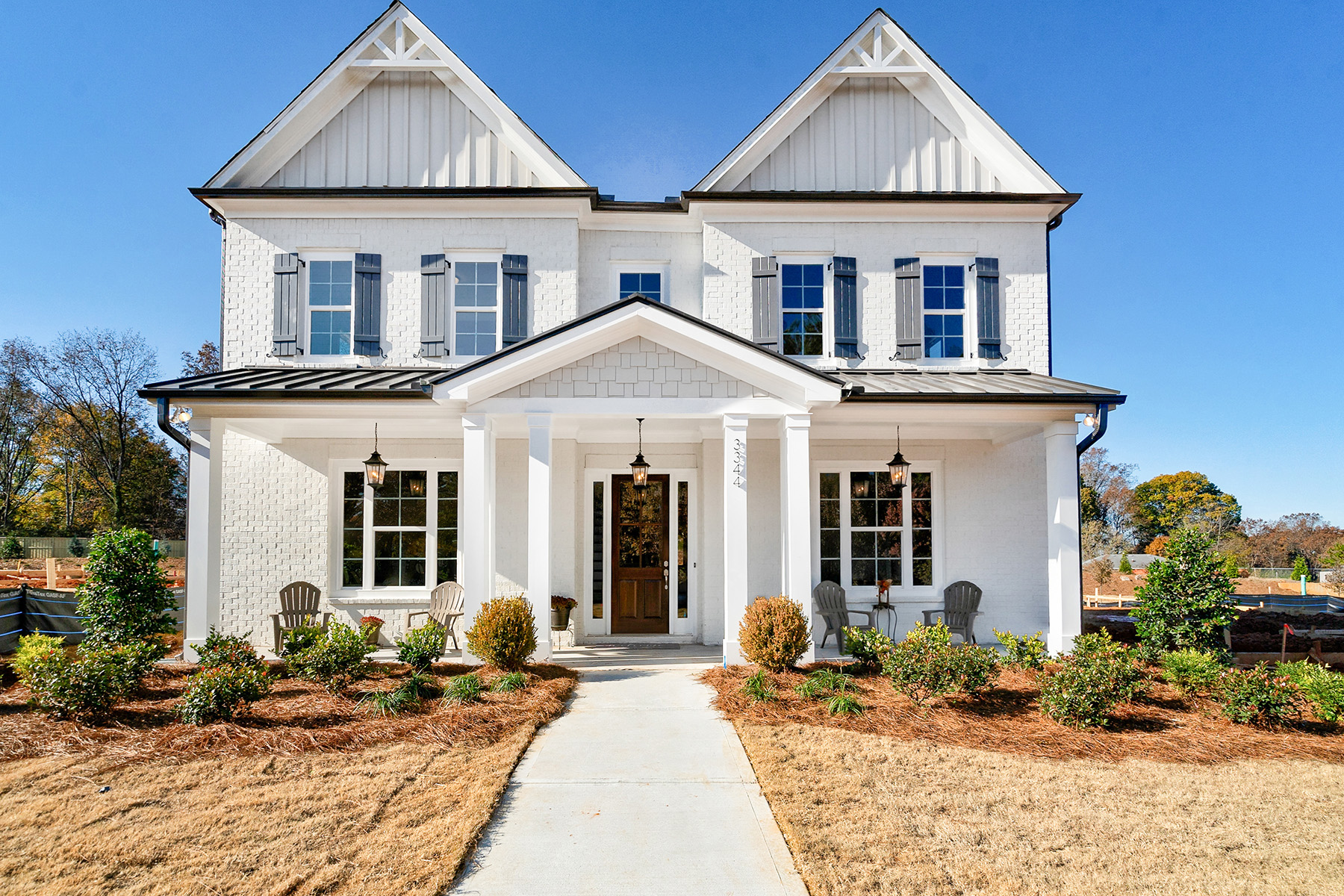 Single Family Homes for Active at New Construction Craftsman in Smyrna 3328 Old Concord Road Smyrna, Georgia 30082 United States