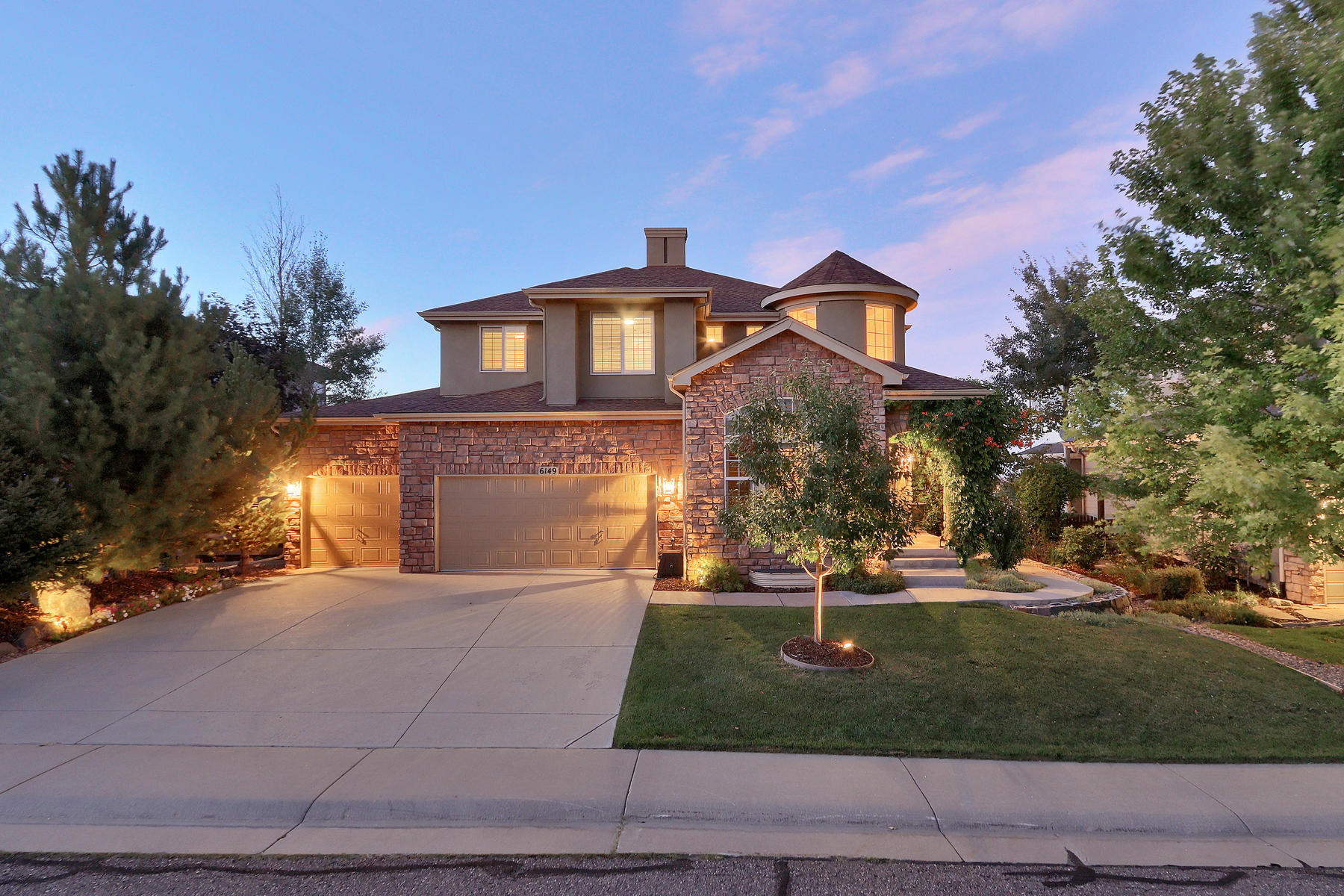 Single Family Homes for Active at If outdoor living is your dream, then this home is for you. 6149 Vacquero Cir Castle Pines, Colorado 80108 United States