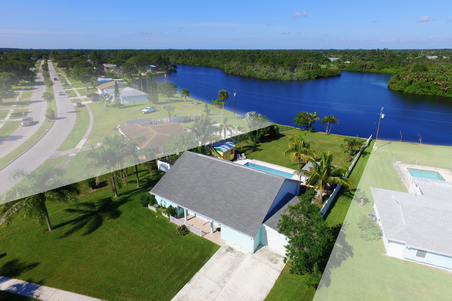 You Have Found Your Paradise 831 Bailey Drive Sebastian, Florida 32958 Stati Uniti
