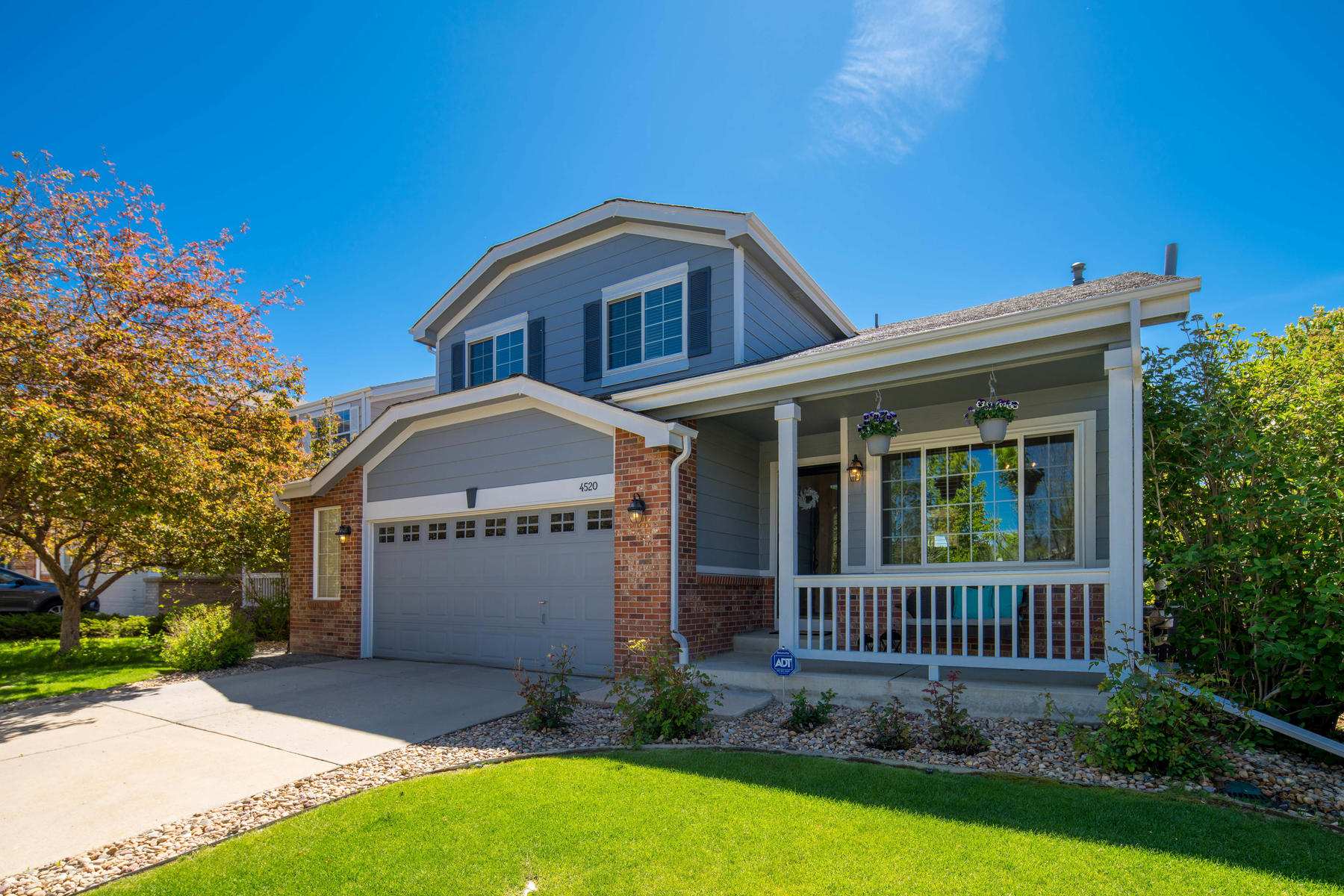Single Family Homes for Sale at Welcome To Your Future Home In The Broadlands 4520 Lexi Cir Broomfield, Colorado 80023 United States