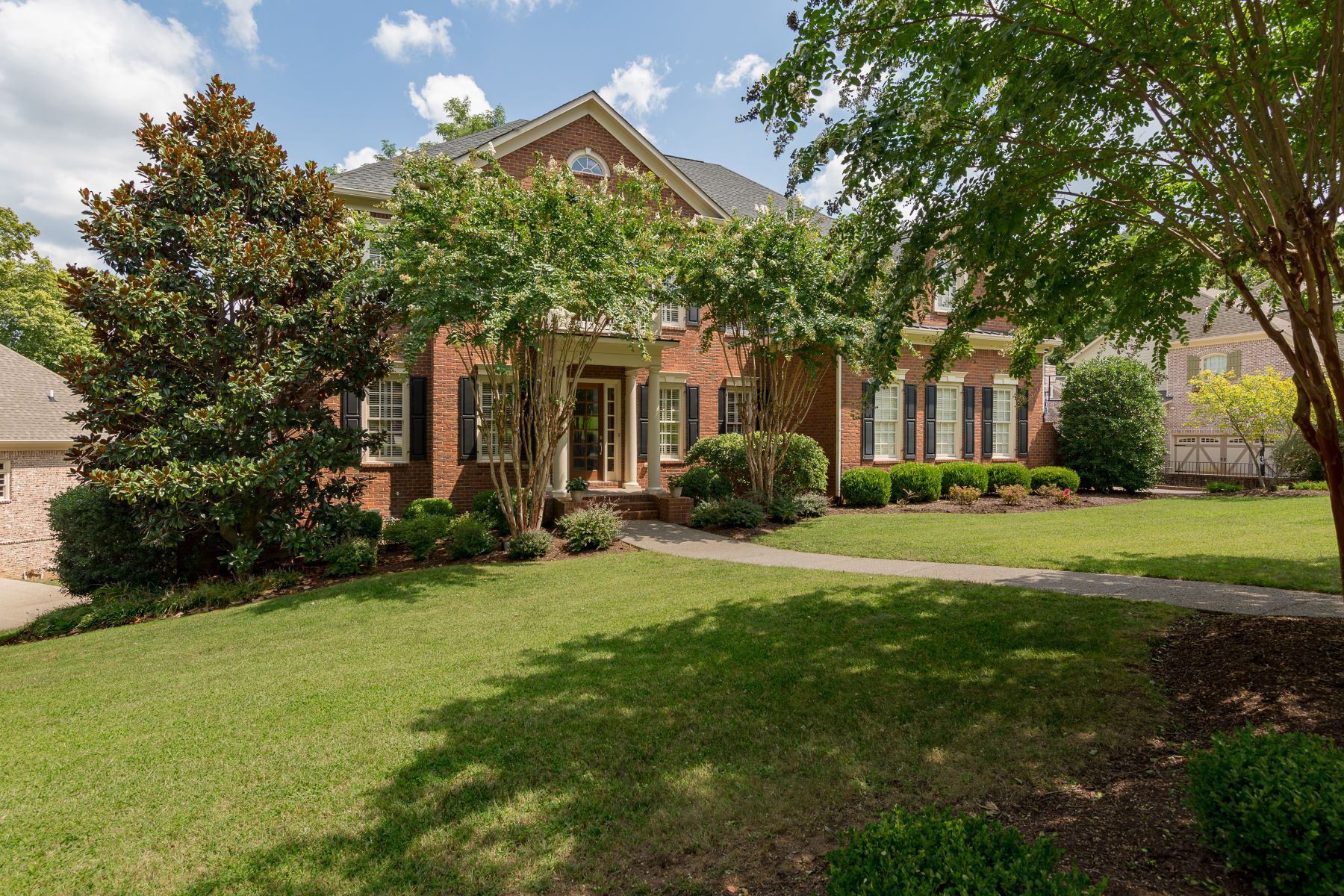 Single Family Home for Sale at Elegance and Livability Meet 112 Chatfield Way Franklin, Tennessee 37067 United States