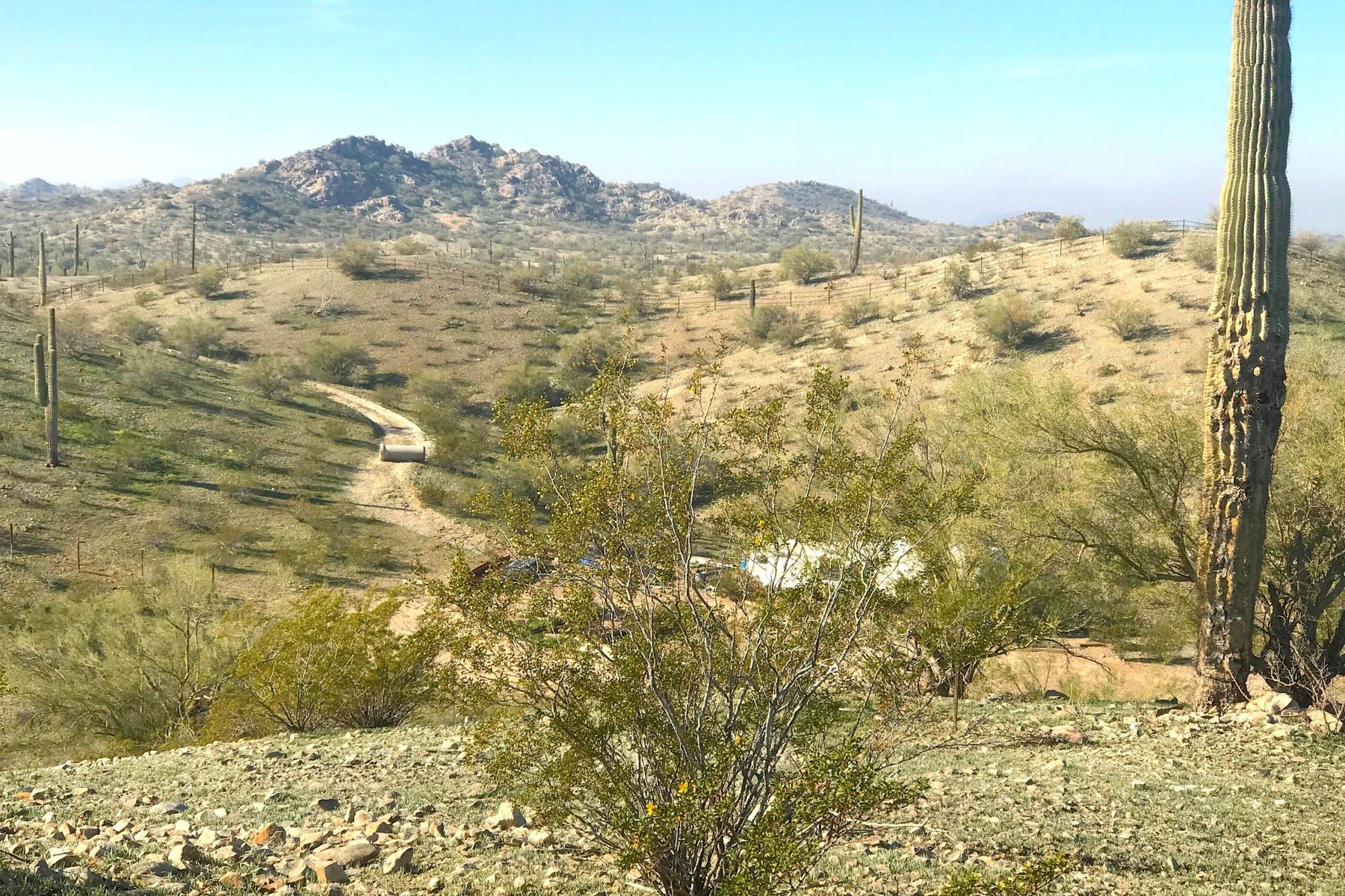 Land for Sale at Top Of The Hill Lot 2272X W Eagle Mountain RD Buckeye, Arizona 85326 United States