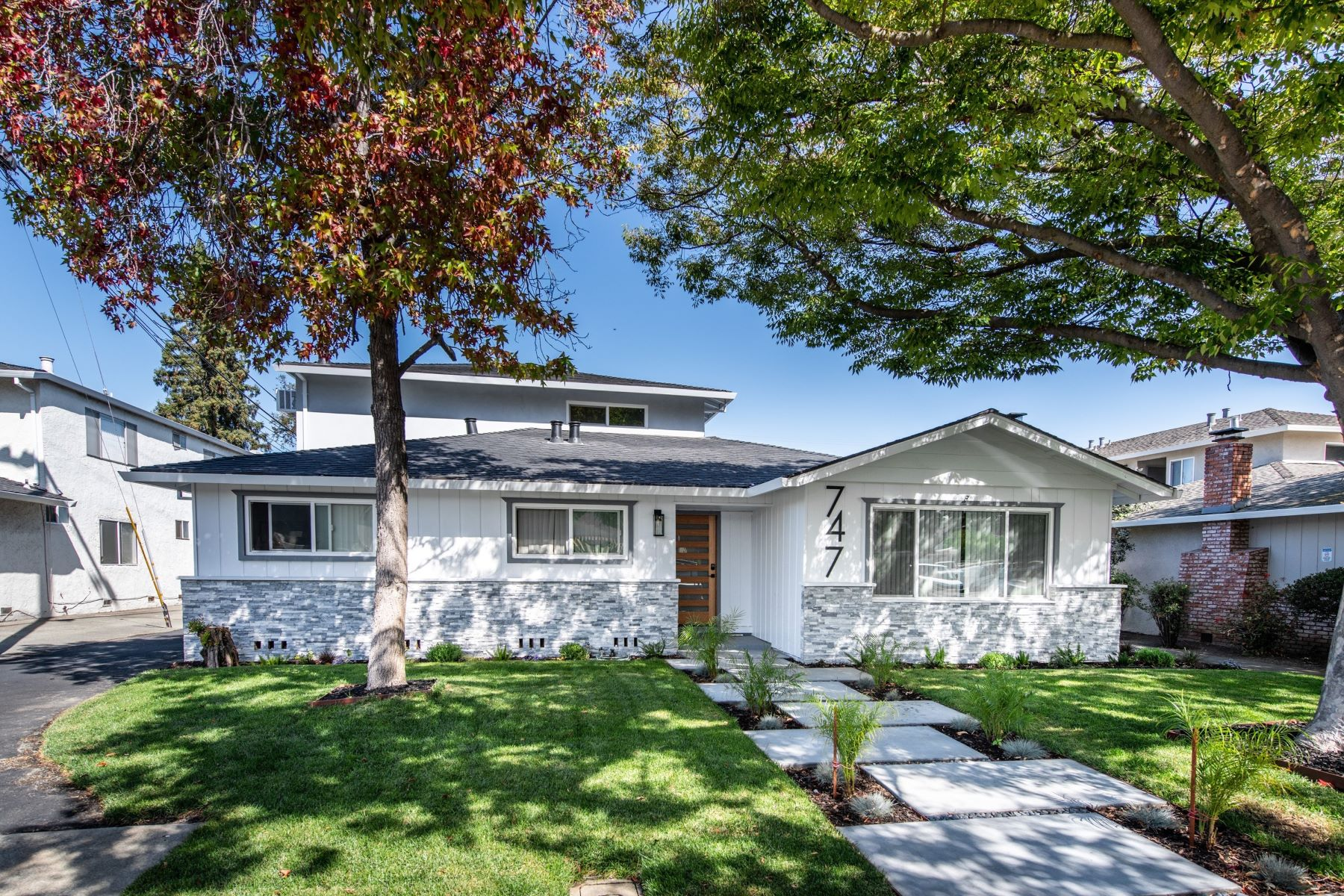 Multi-Family Homes for Active at Updated Fourplex in Prime Location 747 Calla Dr Sunnyvale, California 94086 United States